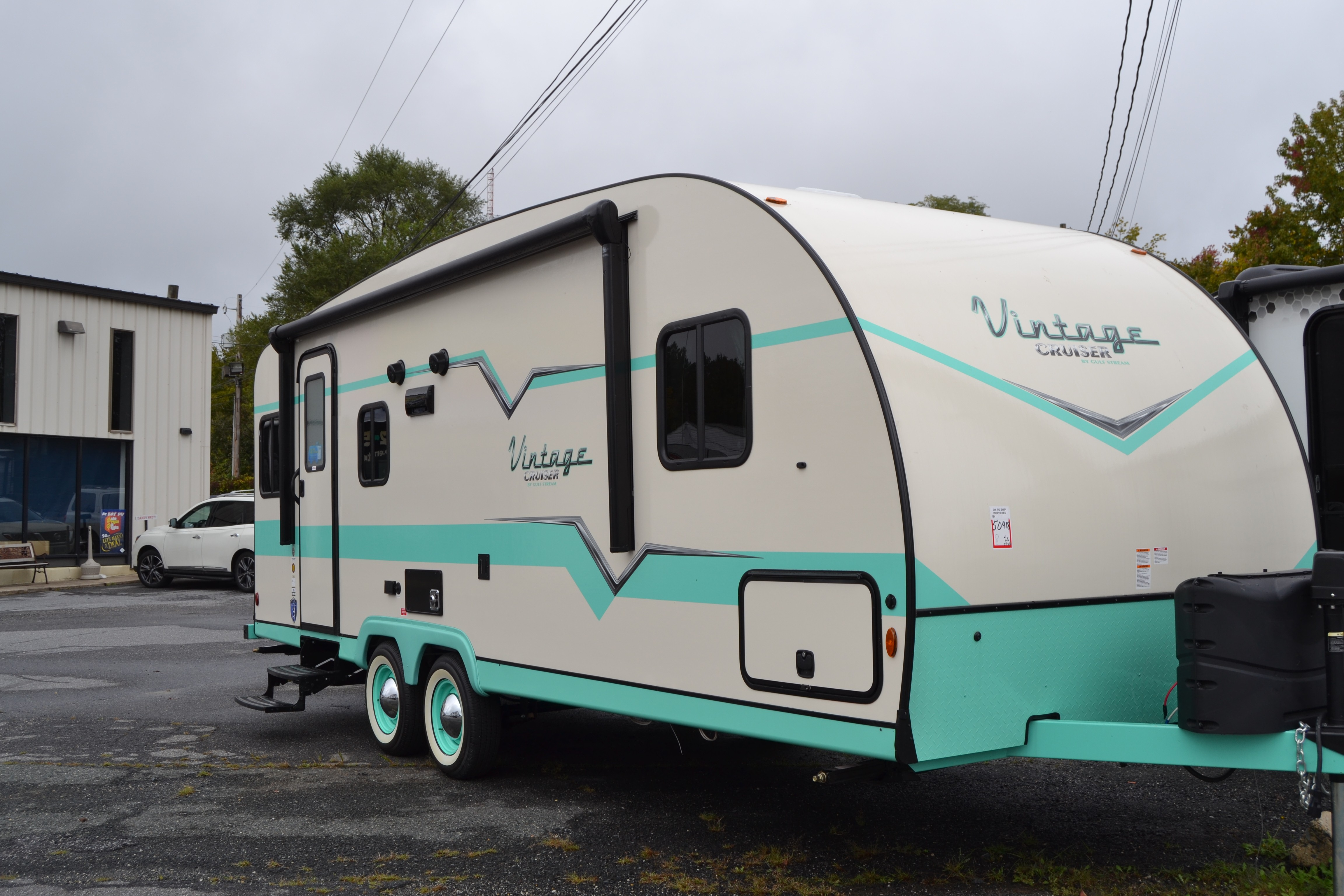 New, 2021, Vintage Cruiser, 23RSS, Travel Trailers