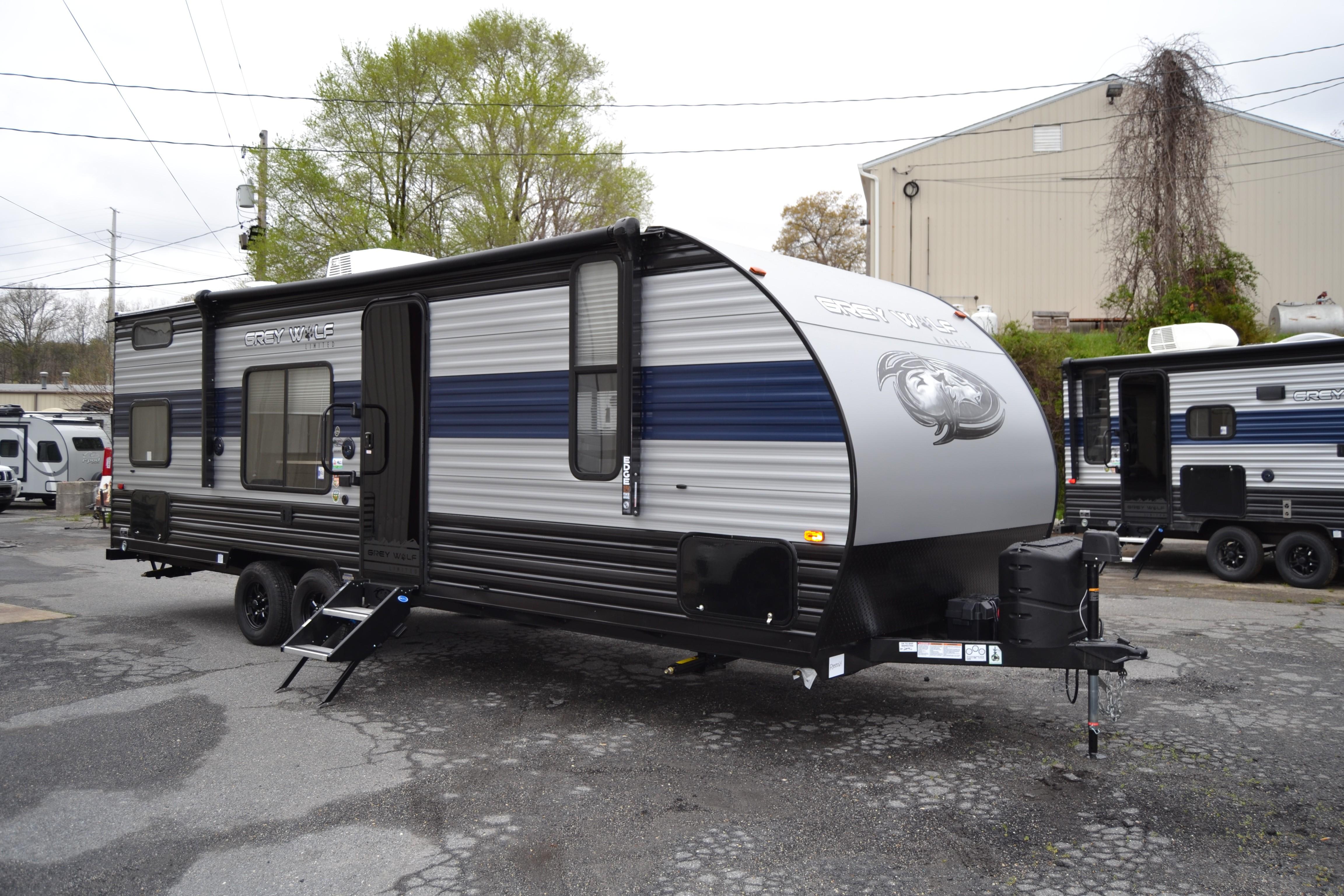 New, 2021, Cherokee, GREY WOLF 26DJSE, Travel Trailers