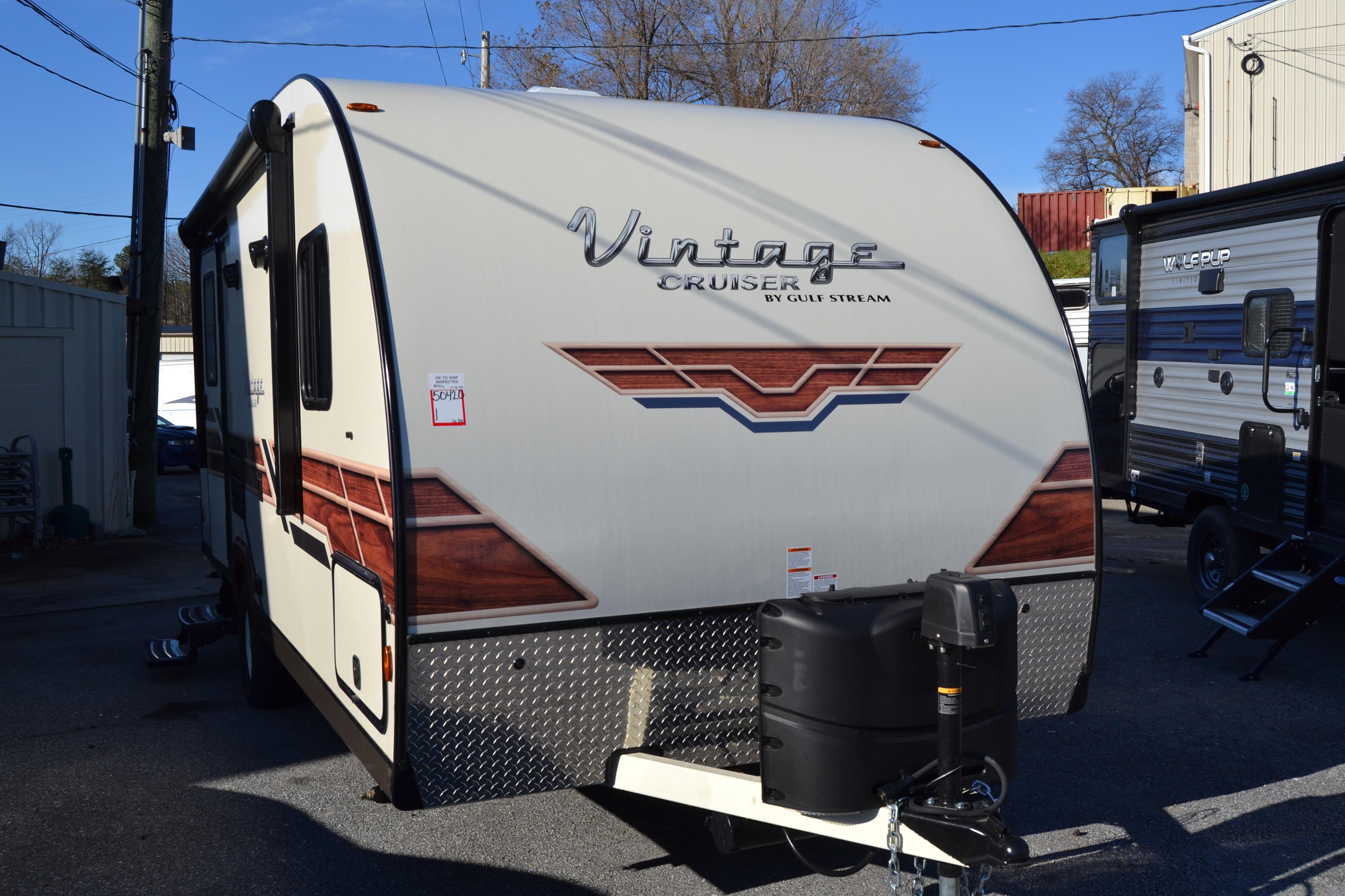 New, 2021, Vintage Cruiser, 19ERD, Travel Trailers