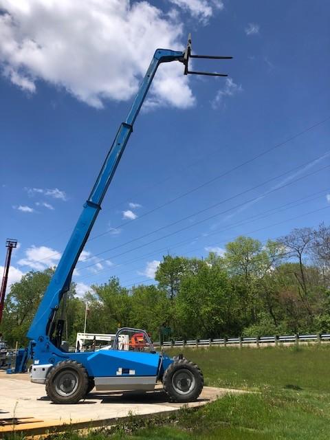 Used, 2012, Genie, GTH-844, Aerial Work Platforms