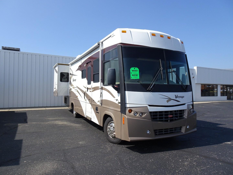 Used, 2007, Winnebago, Voyage 33V, RV - Class A