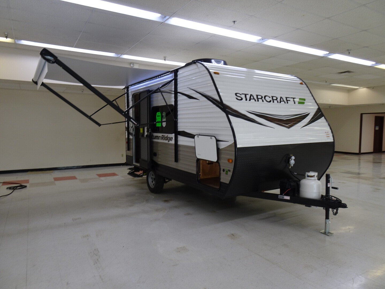New, 2021, Starcraft, Autumn Ridge Single Axle 172FB, Travel Trailers