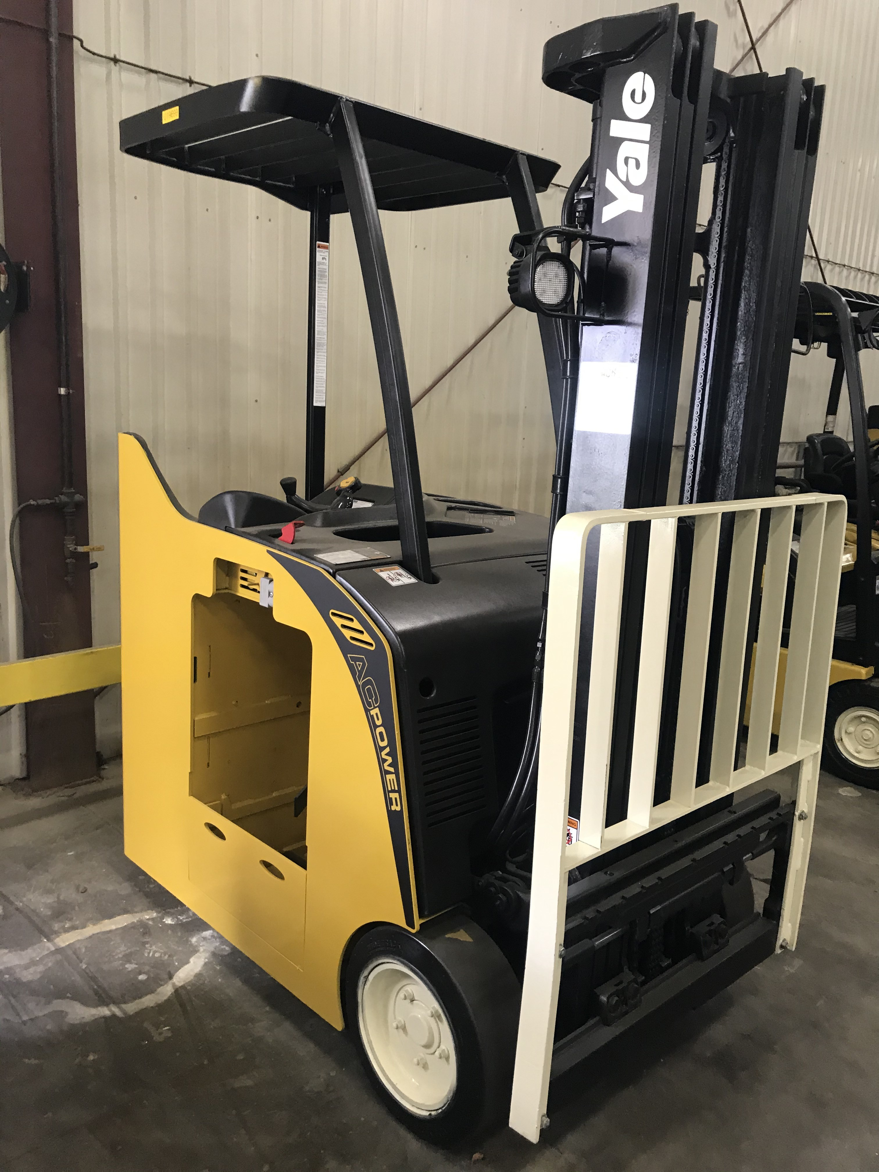Used, 2014, Yale, ESC040AC, Forklifts
