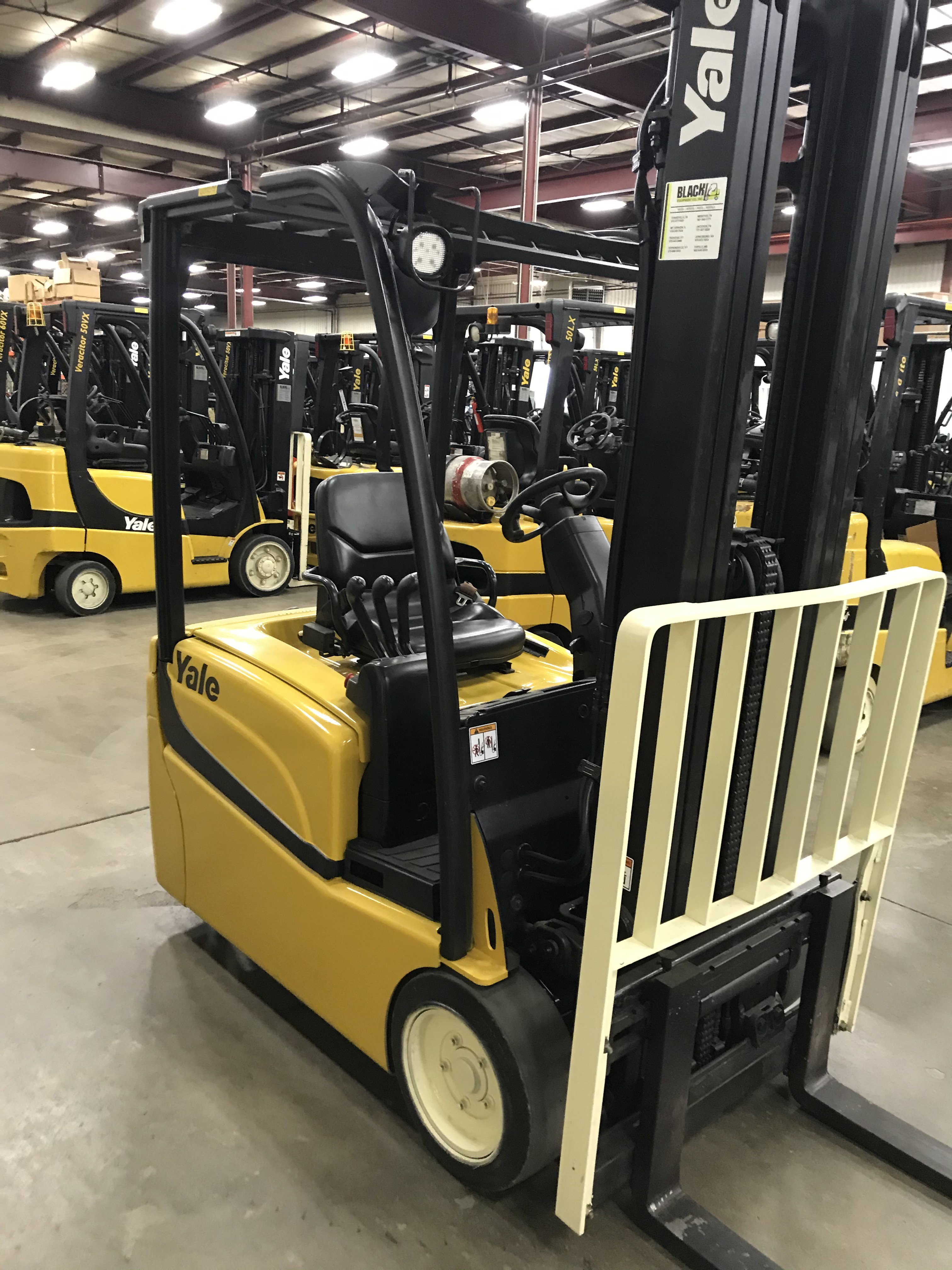 Used, 2007, Yale, ERP030TH, Forklifts