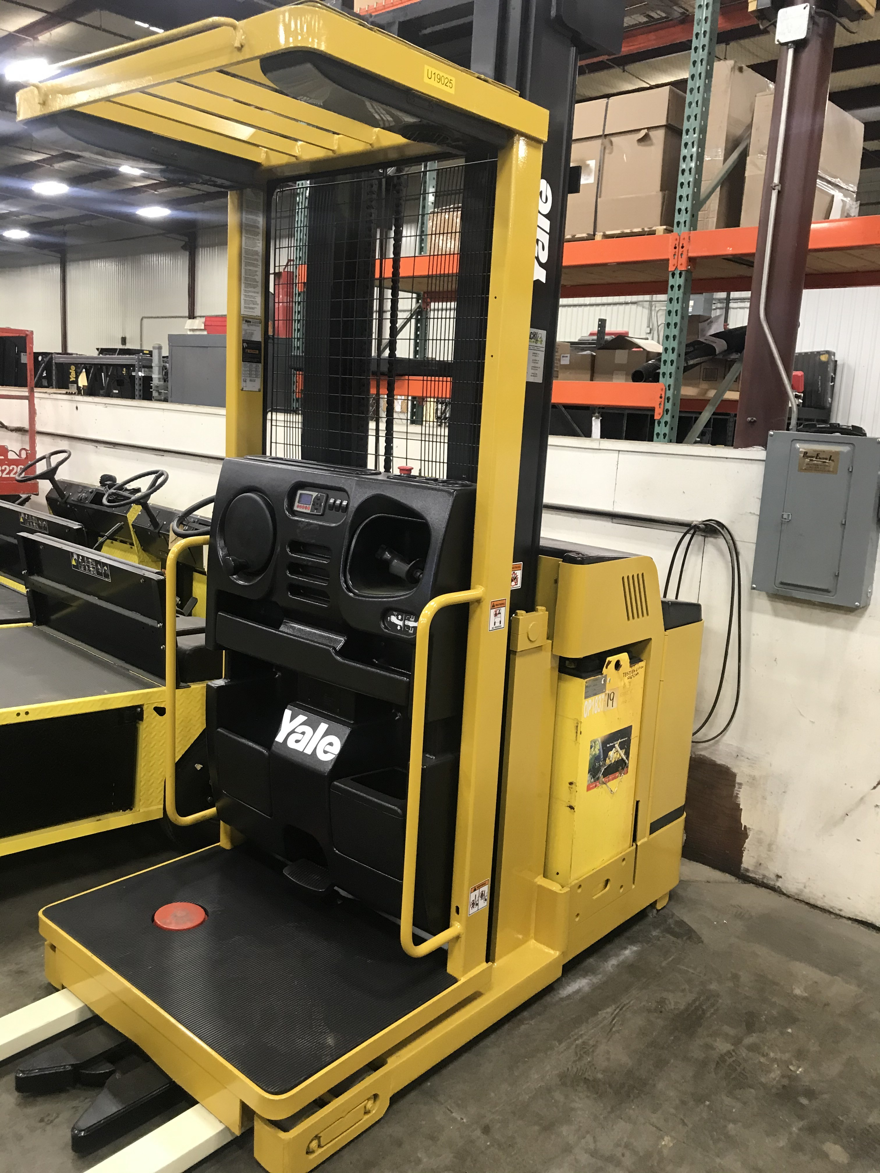 Used, 2013, Yale, OSO30BF, Forklifts / Lift Trucks