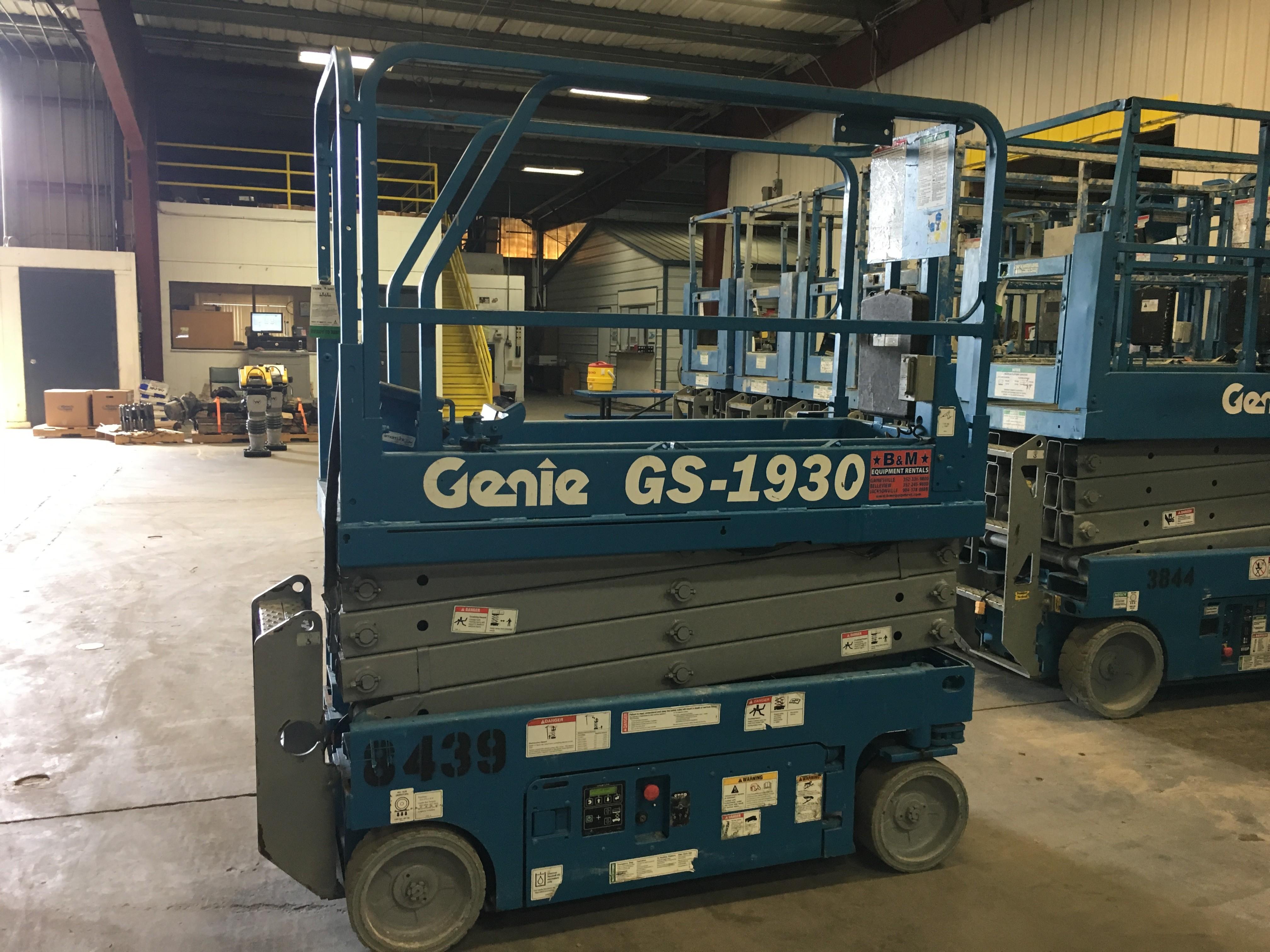 Used, 2013, Genie, GS™  - 1930, Aerial Work Platforms