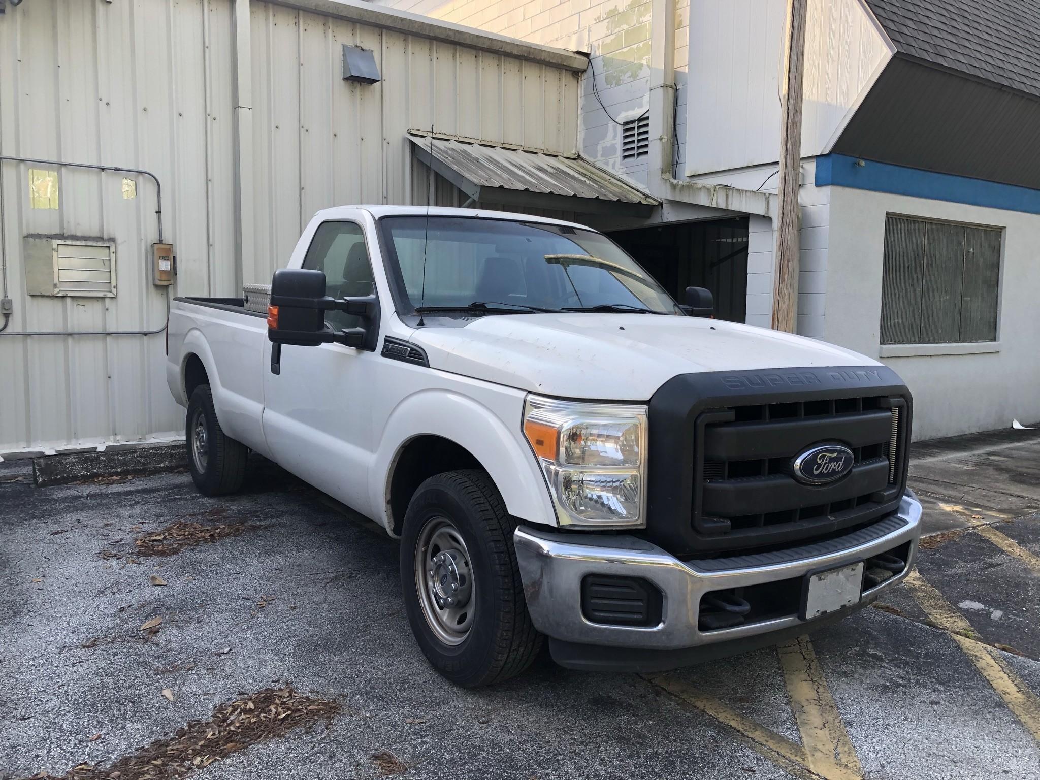 Used, 2014, Ford, F-250 XL, Pickup Trucks