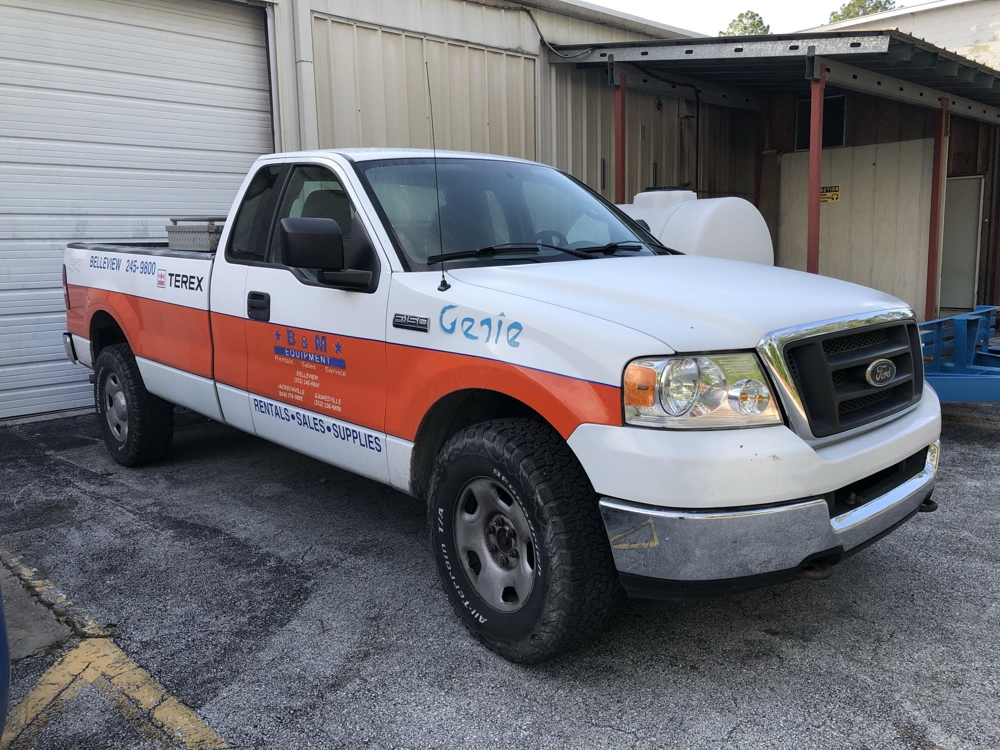 Used, 2004, Ford, F-150, Pickup Trucks