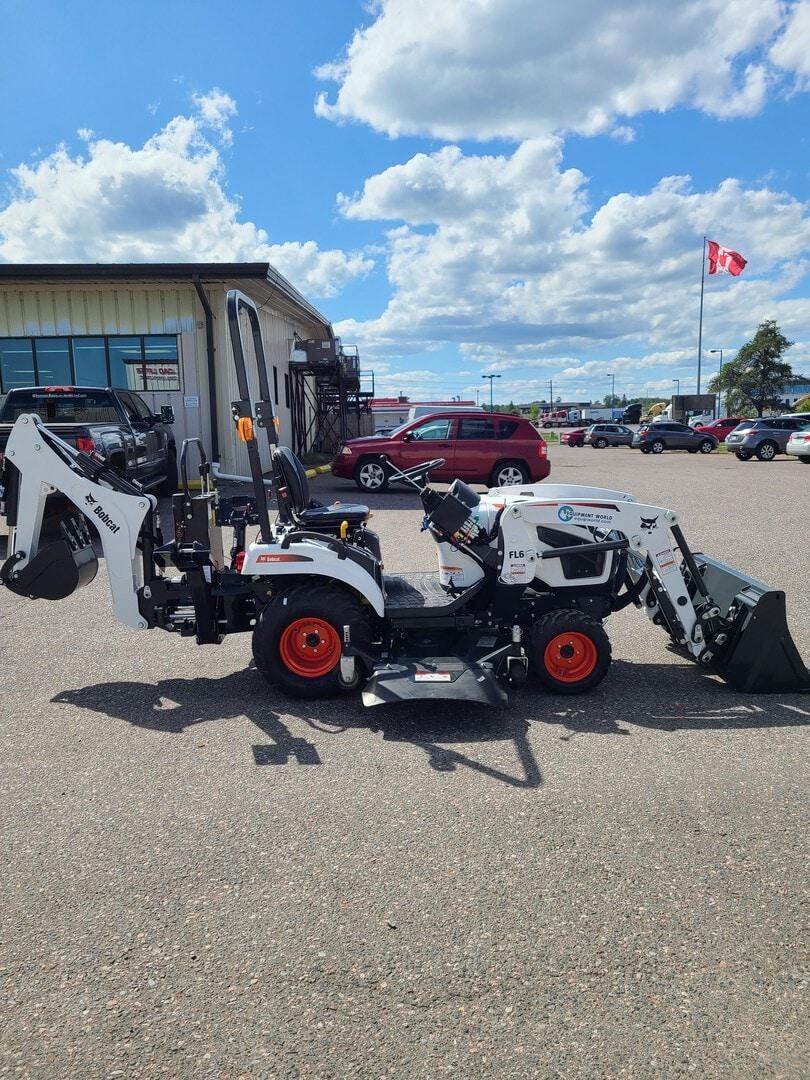 New, 2020, Bobcat, CT1025 HST, Tractors