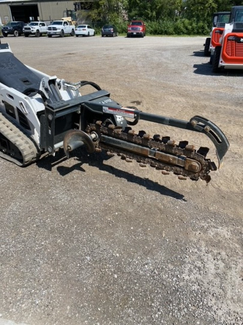 Used, 2017, Bobcat, LT113 Trencher, Ditchers / Trenchers