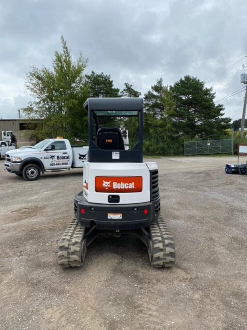 Used, 2018, Bobcat, E26 Standard, Excavators