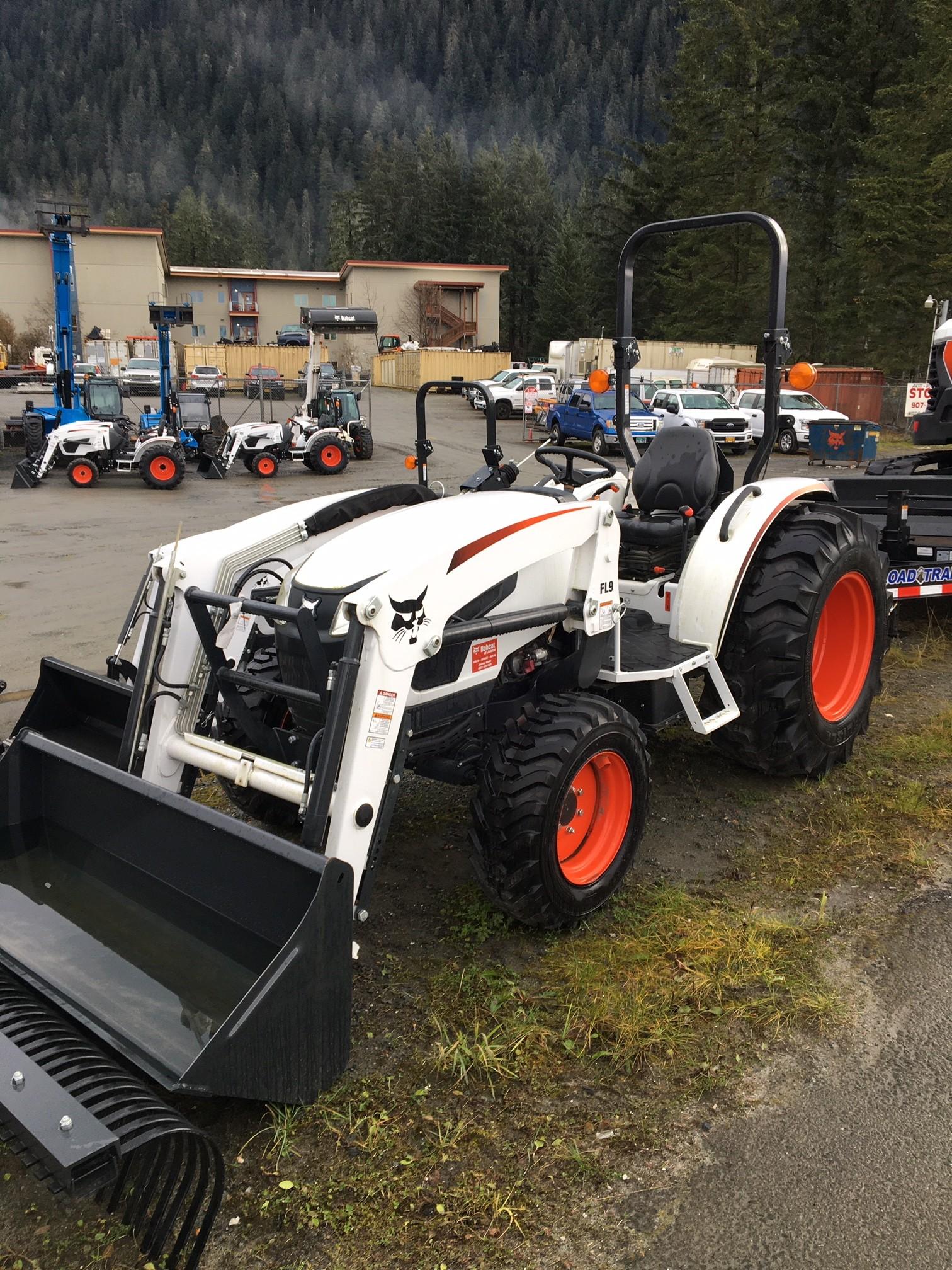New, 2020, Bobcat, CT4050 SST, Tractors
