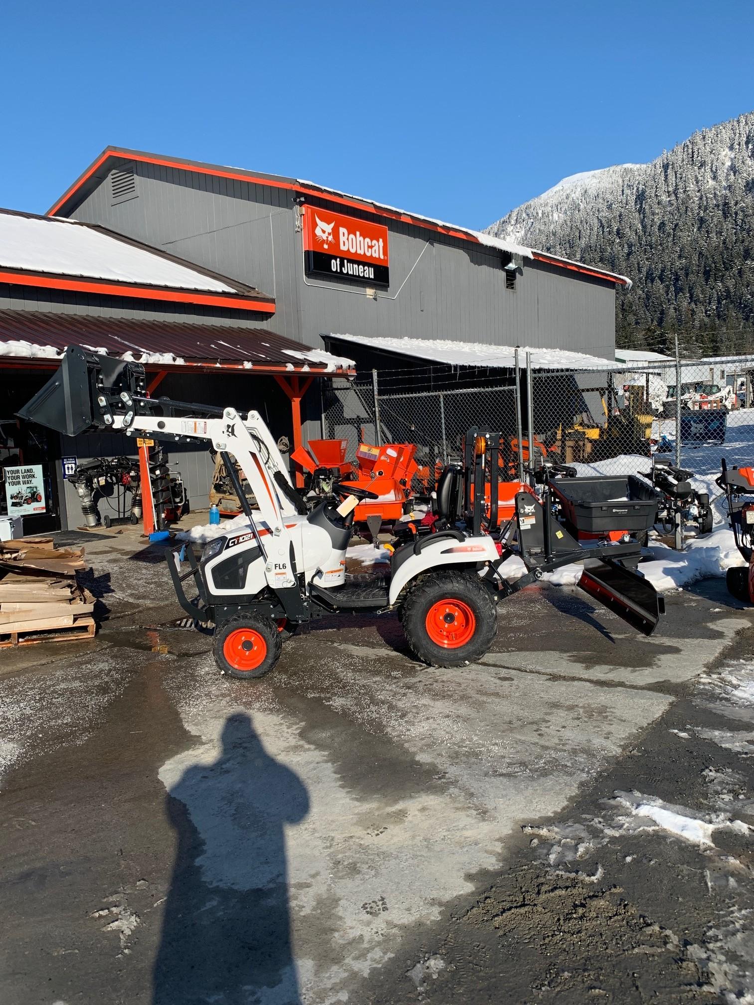 New, 2020, Bobcat, CT1021 , Tractors