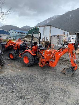 Used, 2018, Kioti, CK2510 HST, Tractors