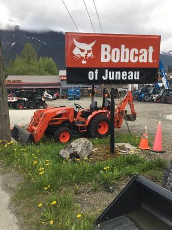 Used, 2017, Kioti, CK4010 HST, Tractors