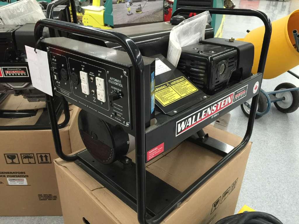 Other, 2015, Wallenstein, GF6000A, Power Equipment