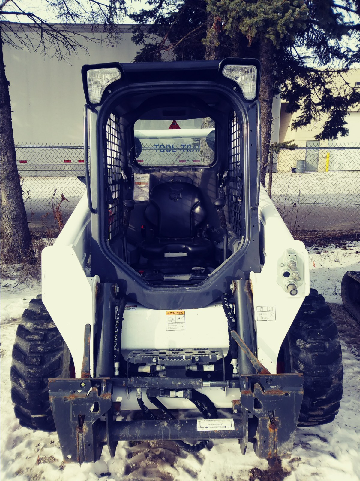 Used, 2019, Bobcat, S570, Loaders