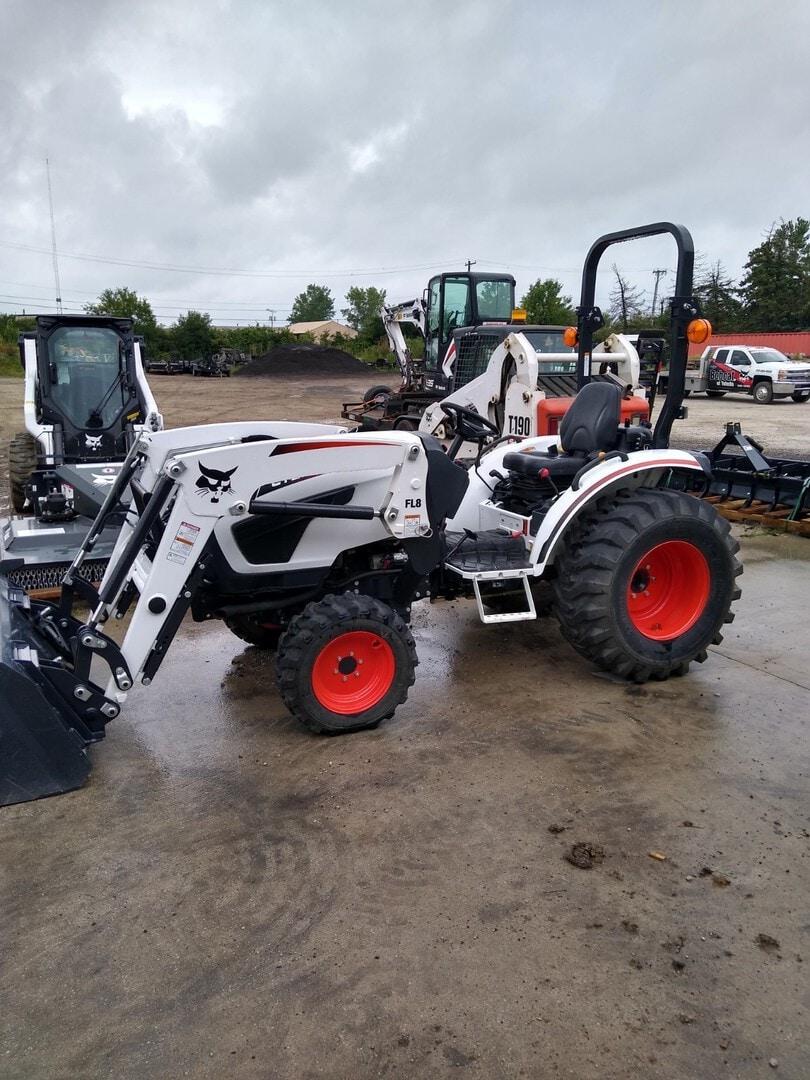 Used, 2020, Bobcat, CT2040 HST, Tractors
