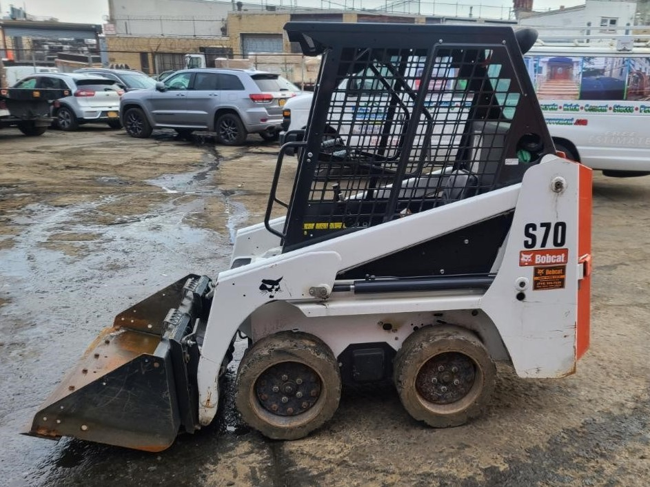 Used, 2020, Bobcat, S70, Loaders