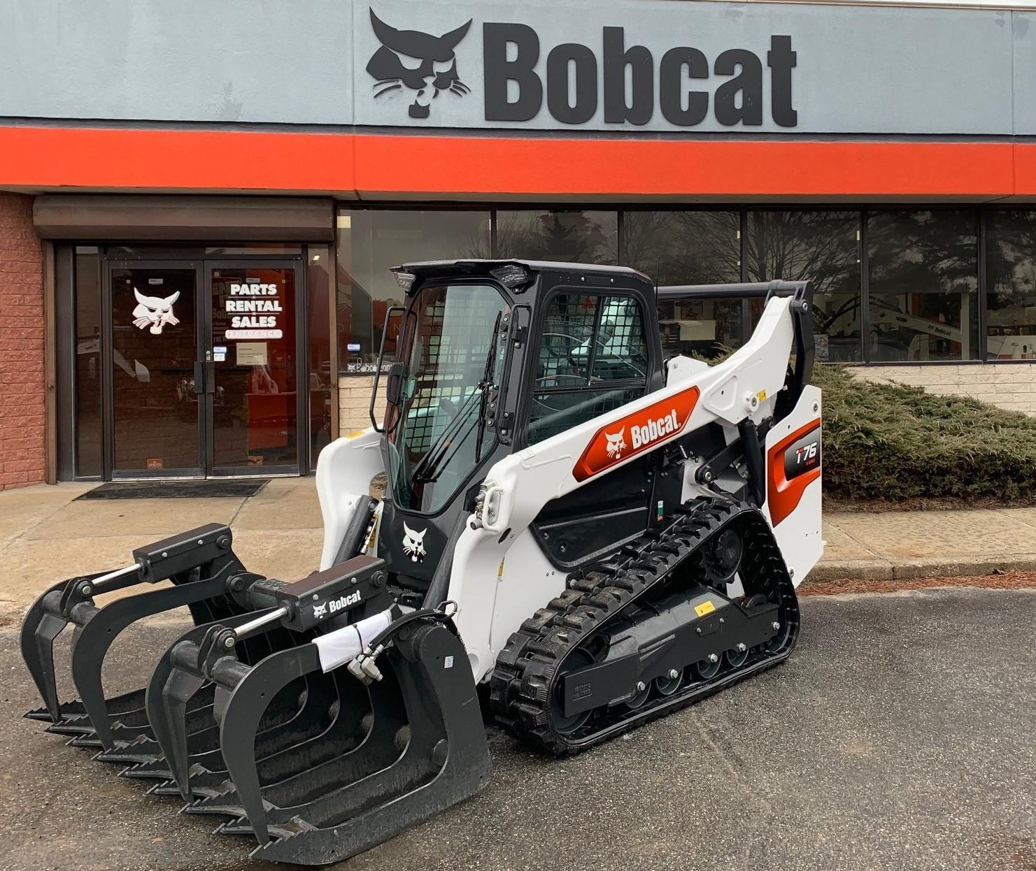 New, 2020, Bobcat, T76, Loaders