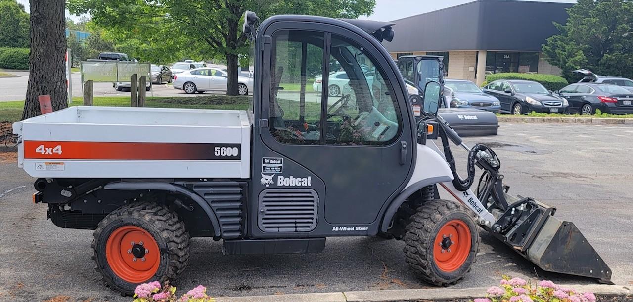 Used, 2020, Bobcat, 5600, Utility Vehicles
