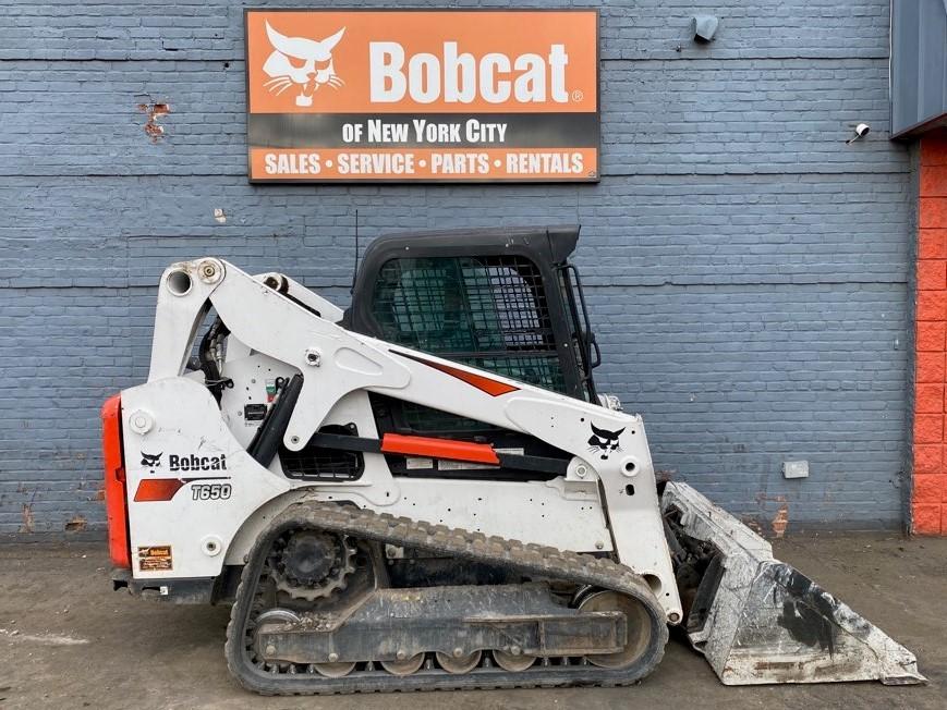 Used, 2019, Bobcat, T650 Standard, Loaders