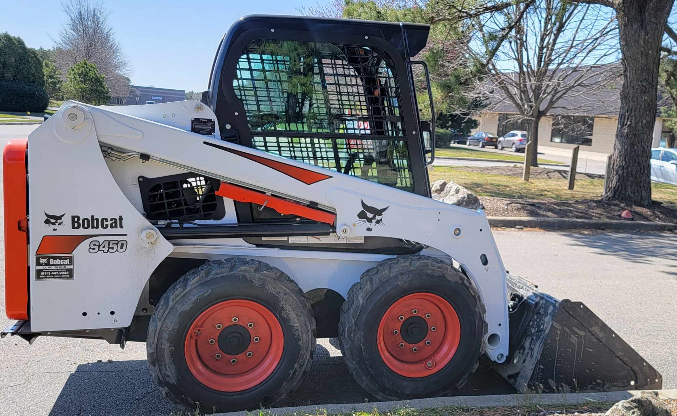 Used, 2020, Bobcat, S450, Loaders