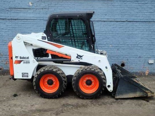 Used, 2019, Bobcat, S450, Loaders