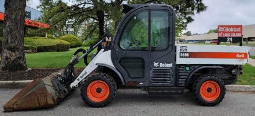 Used, 2017, Bobcat, Toolcat™ 5600, Utility Vehicles