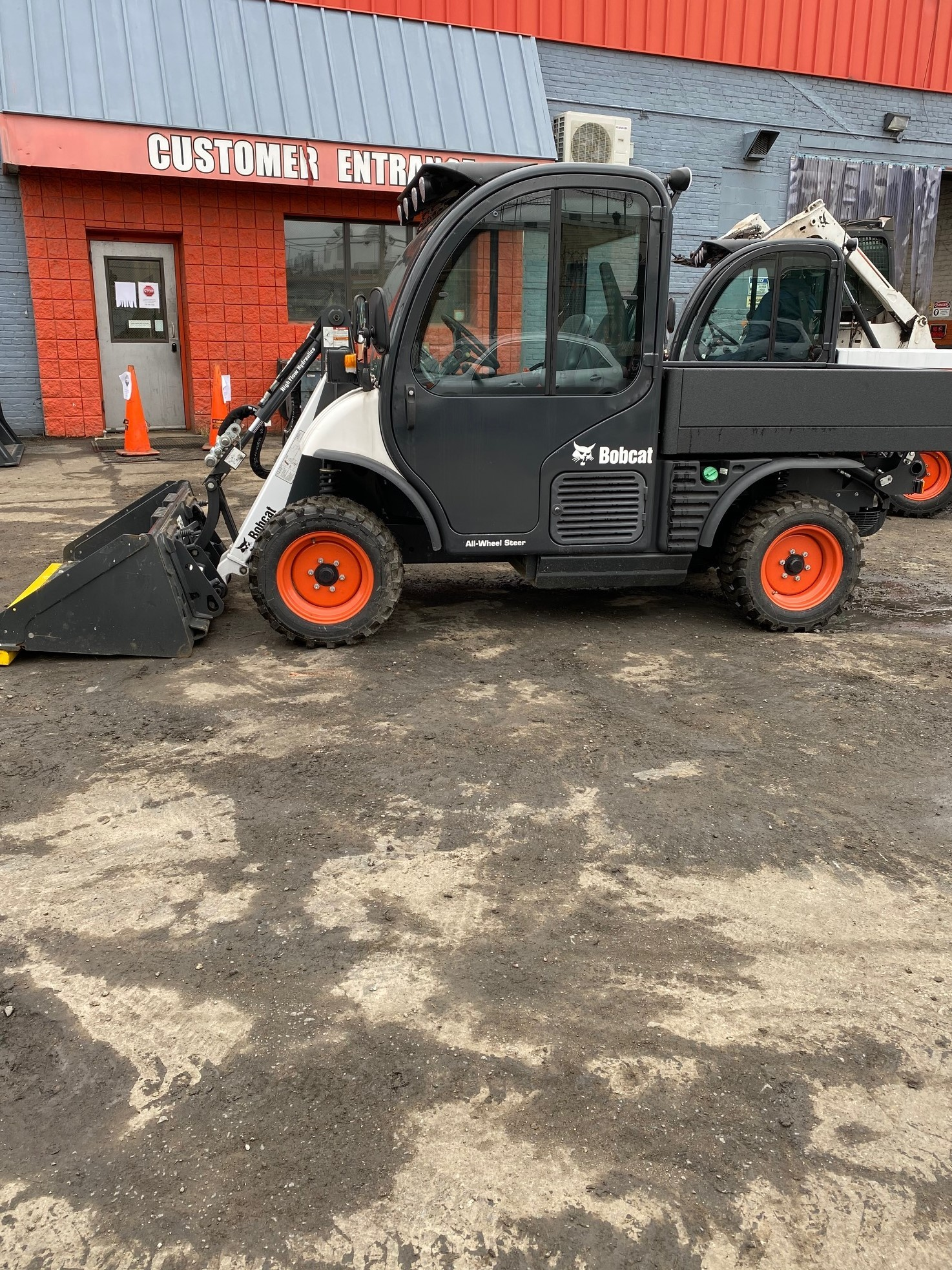 Used, 2018, Bobcat, 5600, Toolcat™ Work Machines