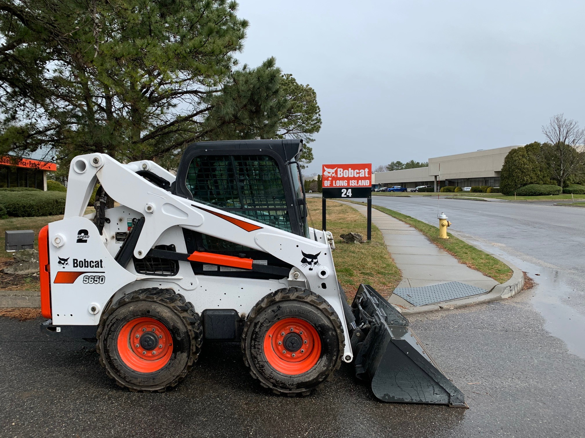 Used, 2019, Bobcat, S650, Loaders
