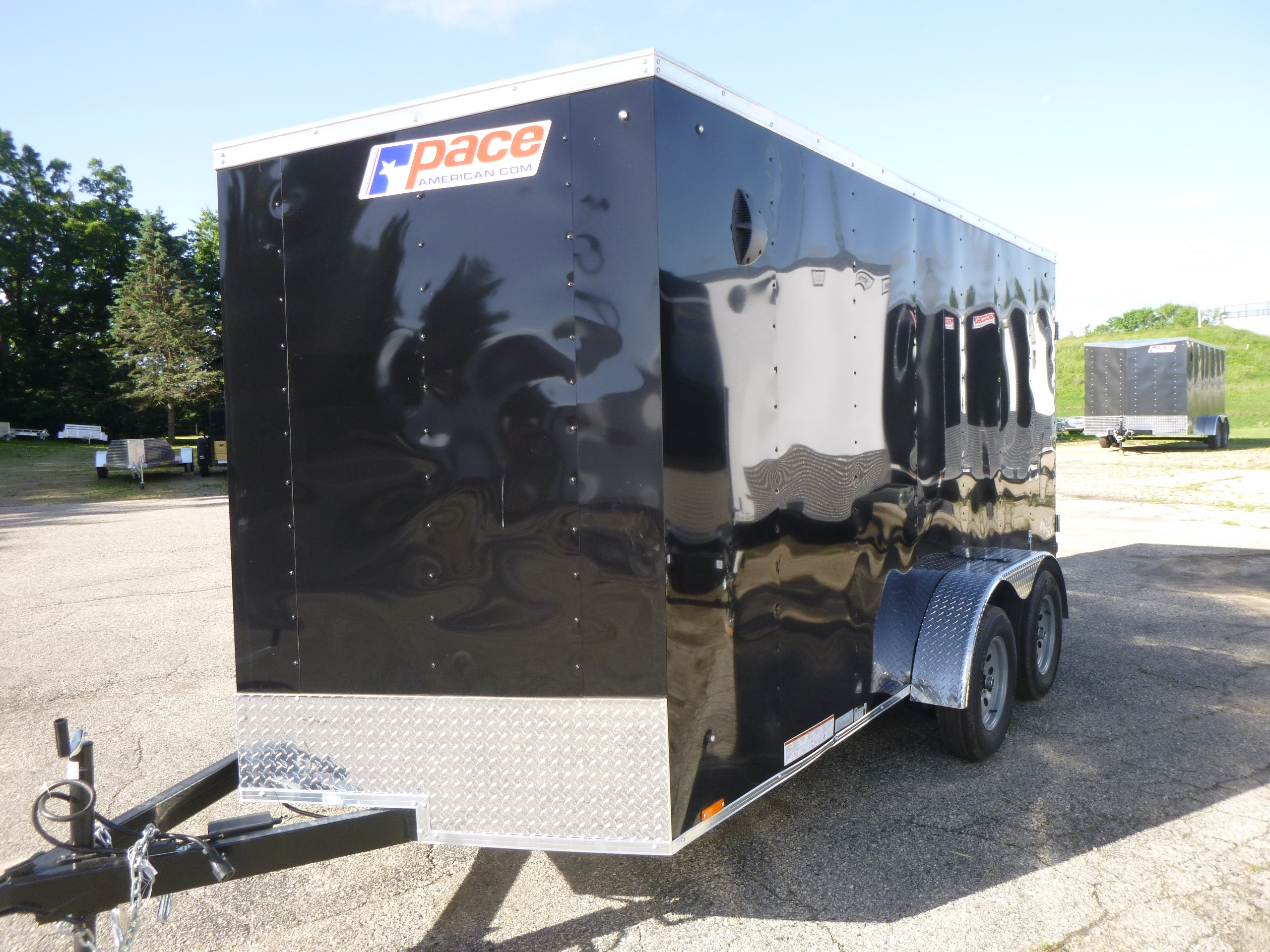 New, 2021, Pace American, 7x14 Outback, Trailers