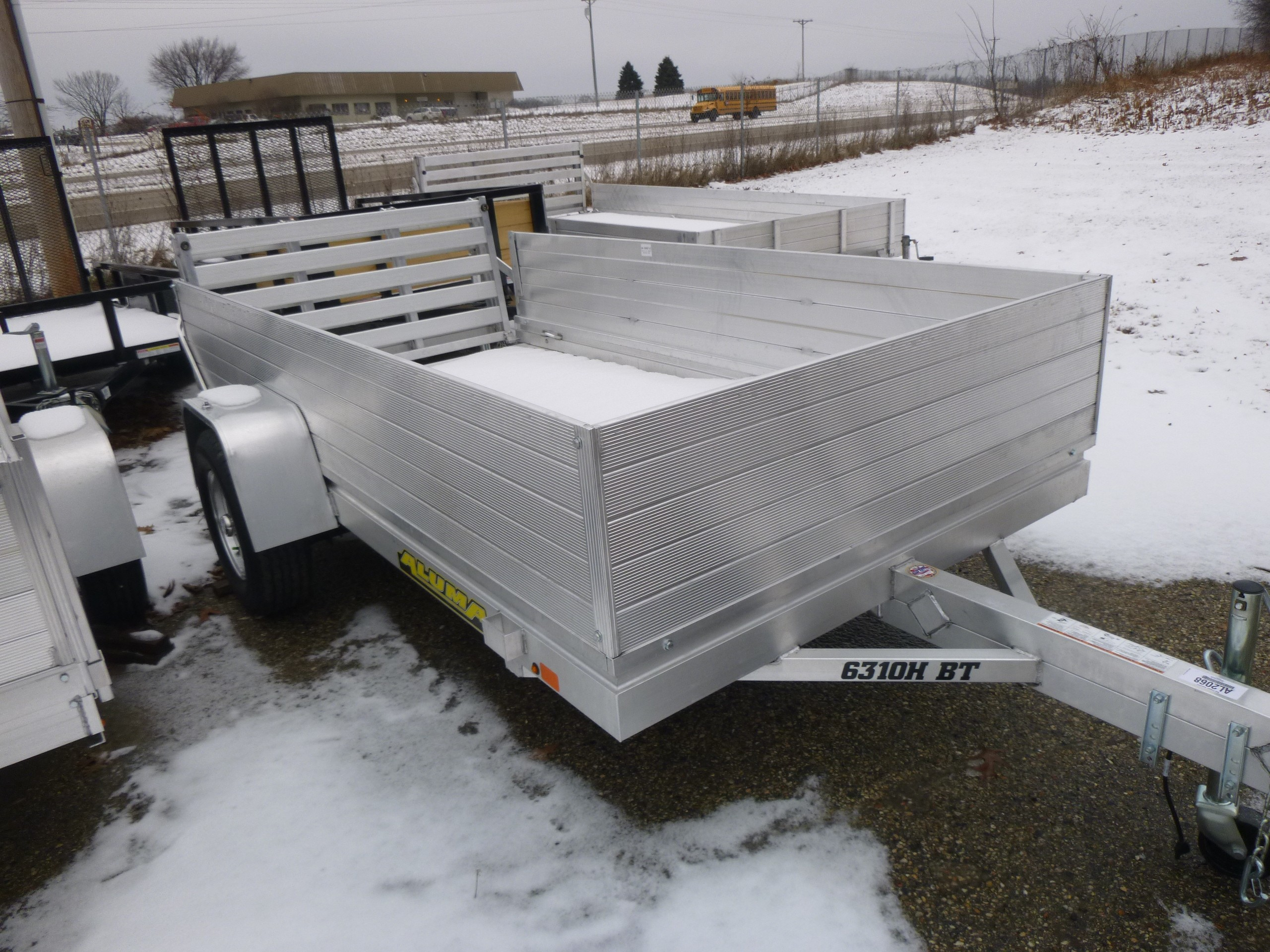 New, 2020, Aluma, 6310HBT, Trailers