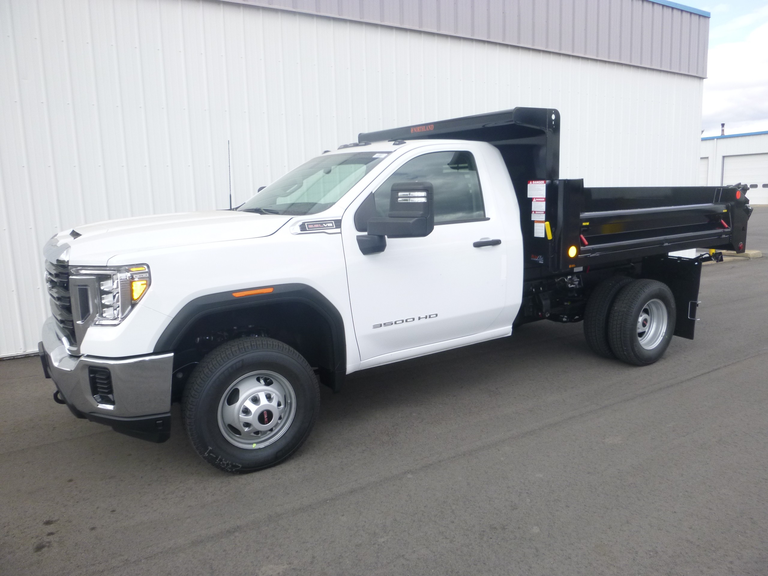 New, 2021, GMC, Sierra 3500HD 4X4, Cab / Chassis Trucks