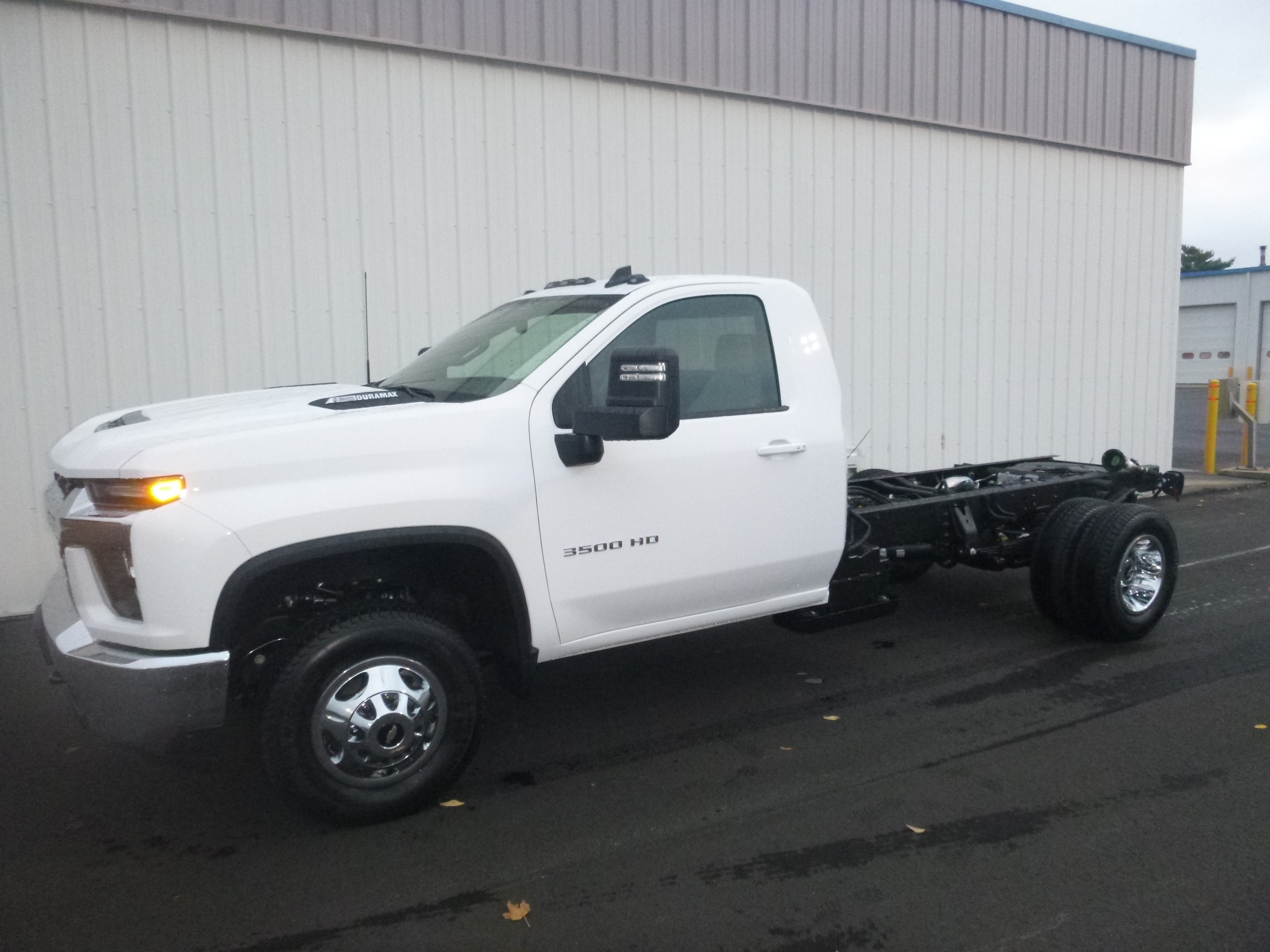 New, 2020, Chevrolet, 3500 HD 2WD Chassis, Cab / Chassis Trucks
