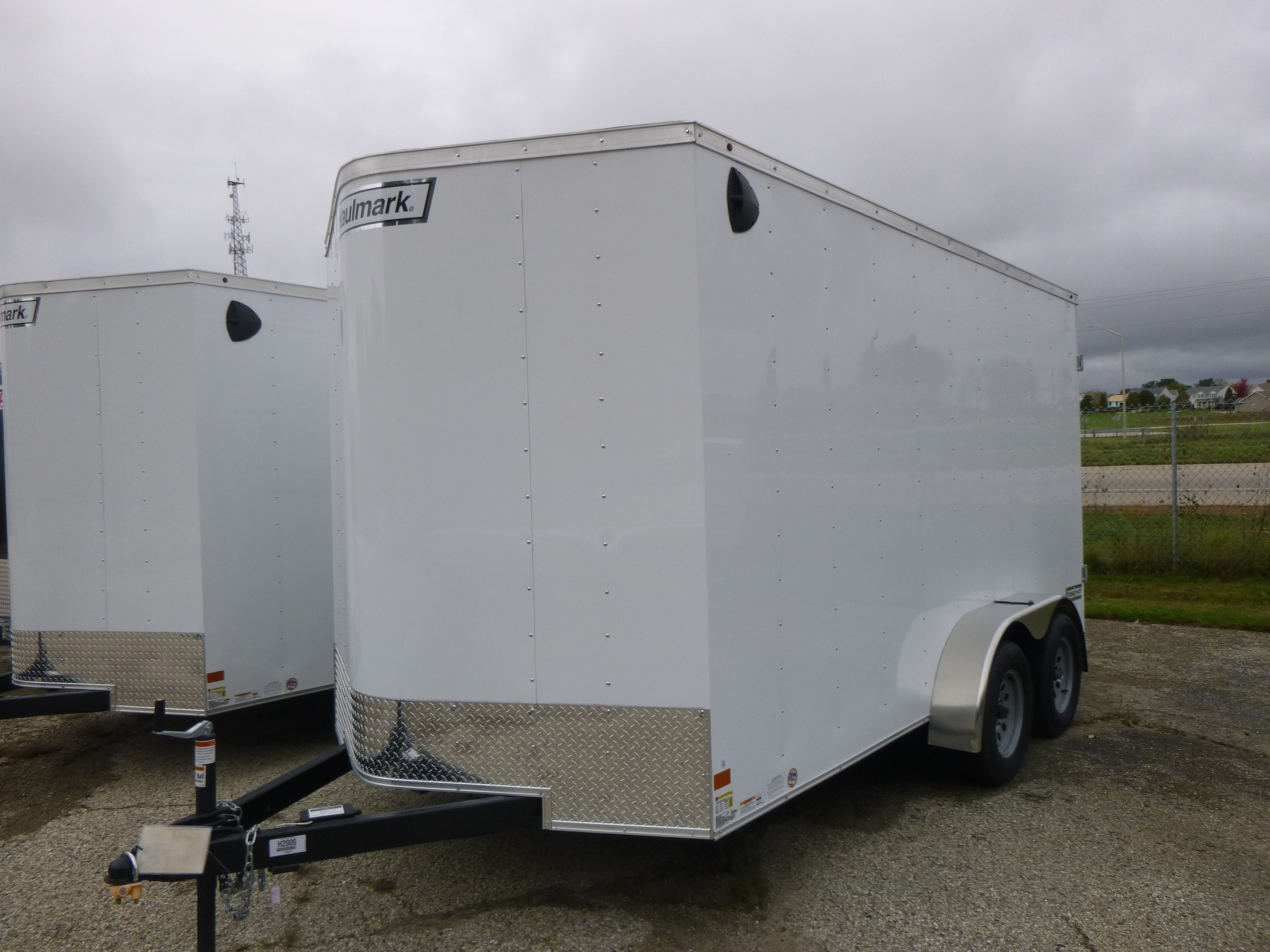 New, 2020, Haulmark, 7x14 Passport, Trailers