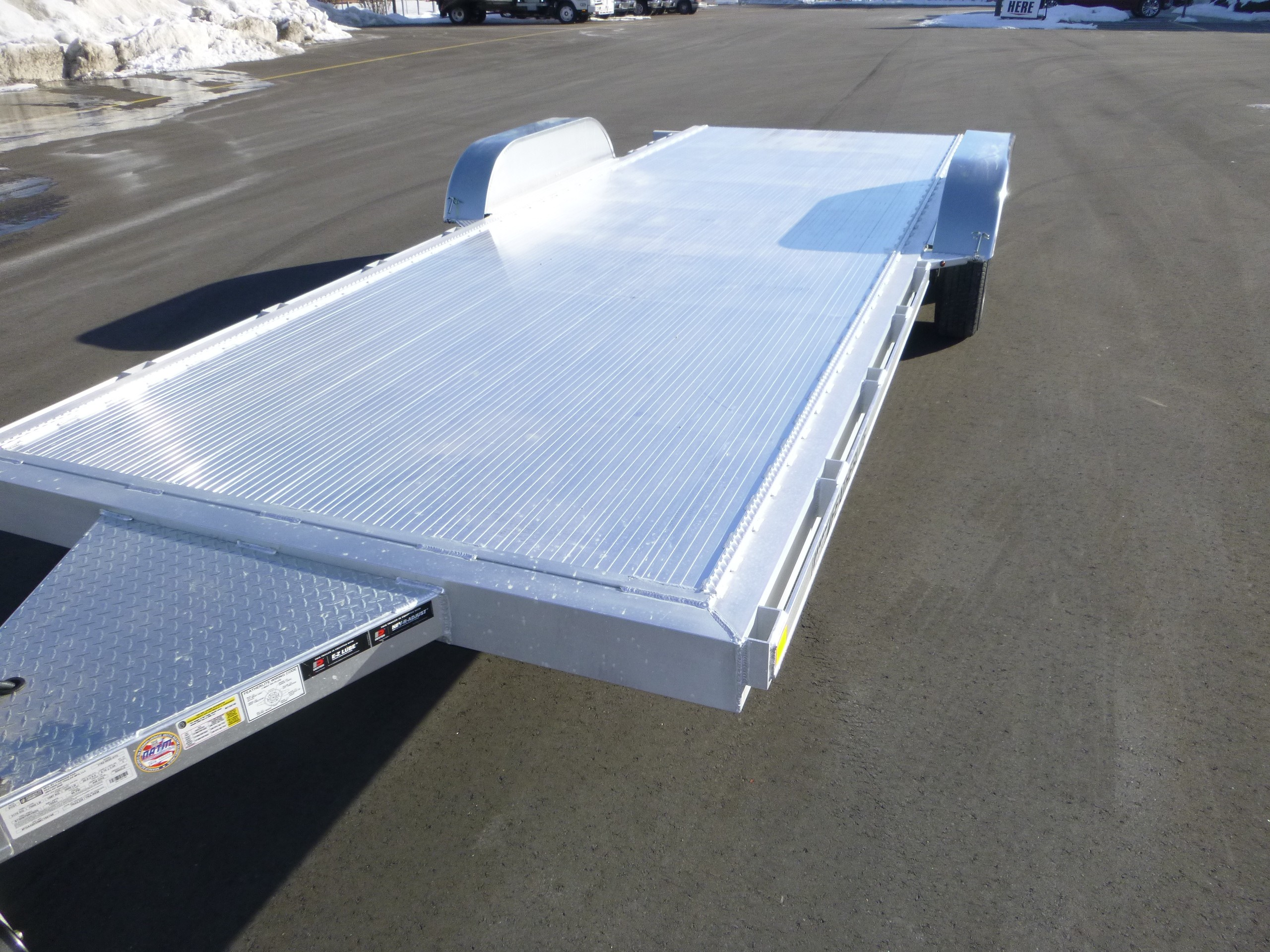 New, 2021, Featherlite Trailers, 3182, Car Carrier Trailers