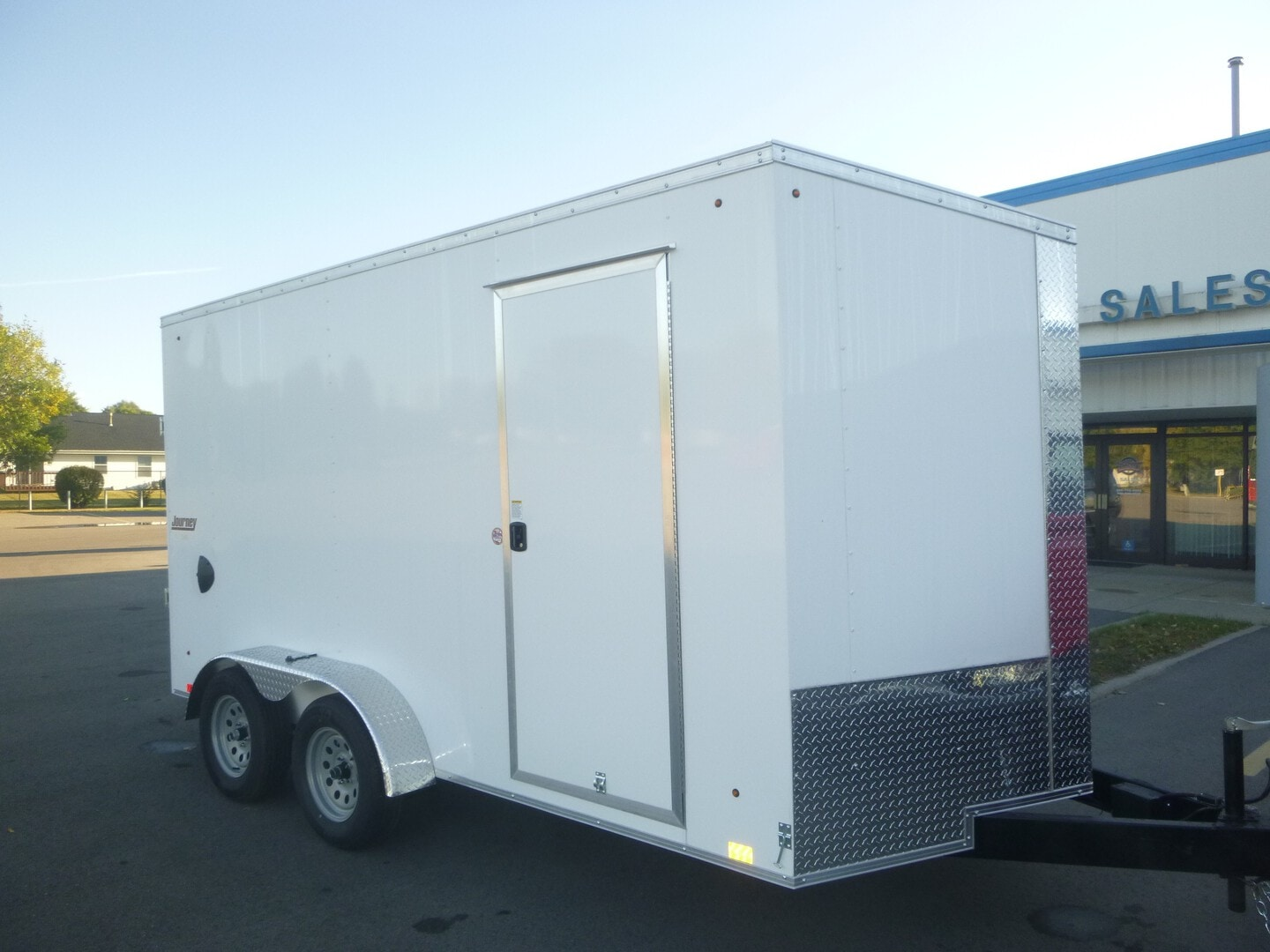 New, 2022, Pace American, JV714TA, Cargo Trailers