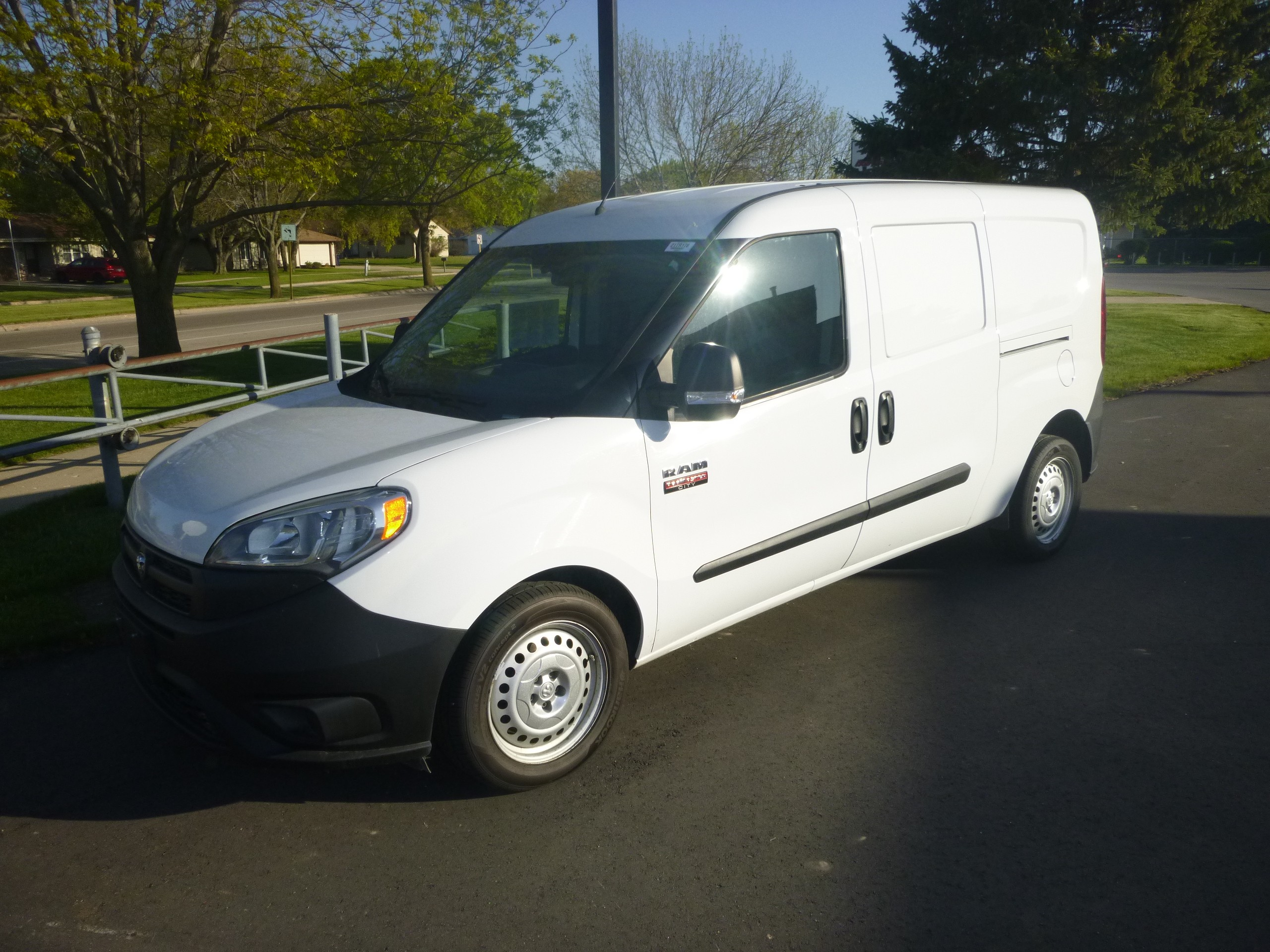 Used, 2017, Ram, Promaster City Tradesman, Van Trucks