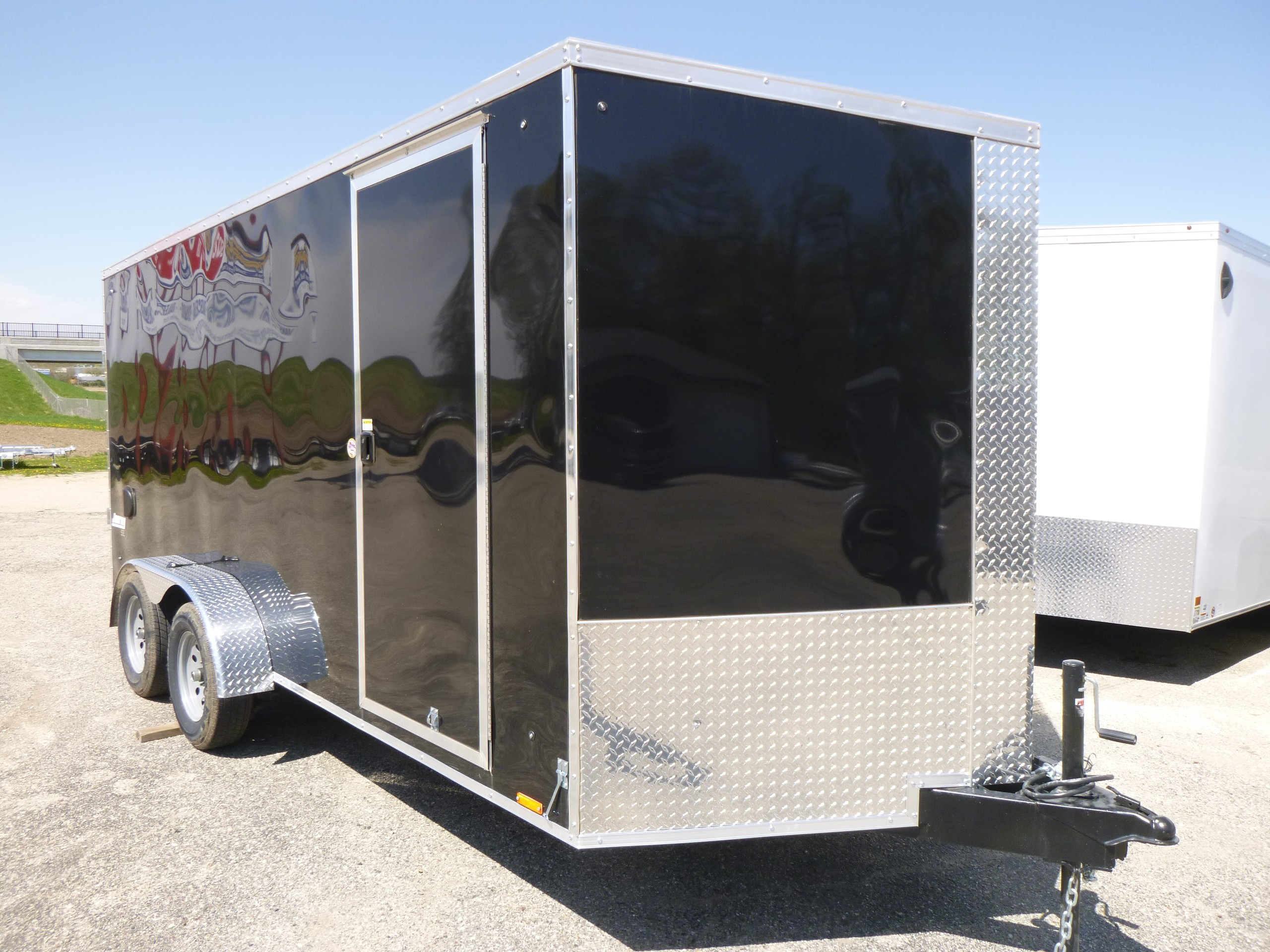 New, 2020, Pace American, 7x16 Journey, Trailers