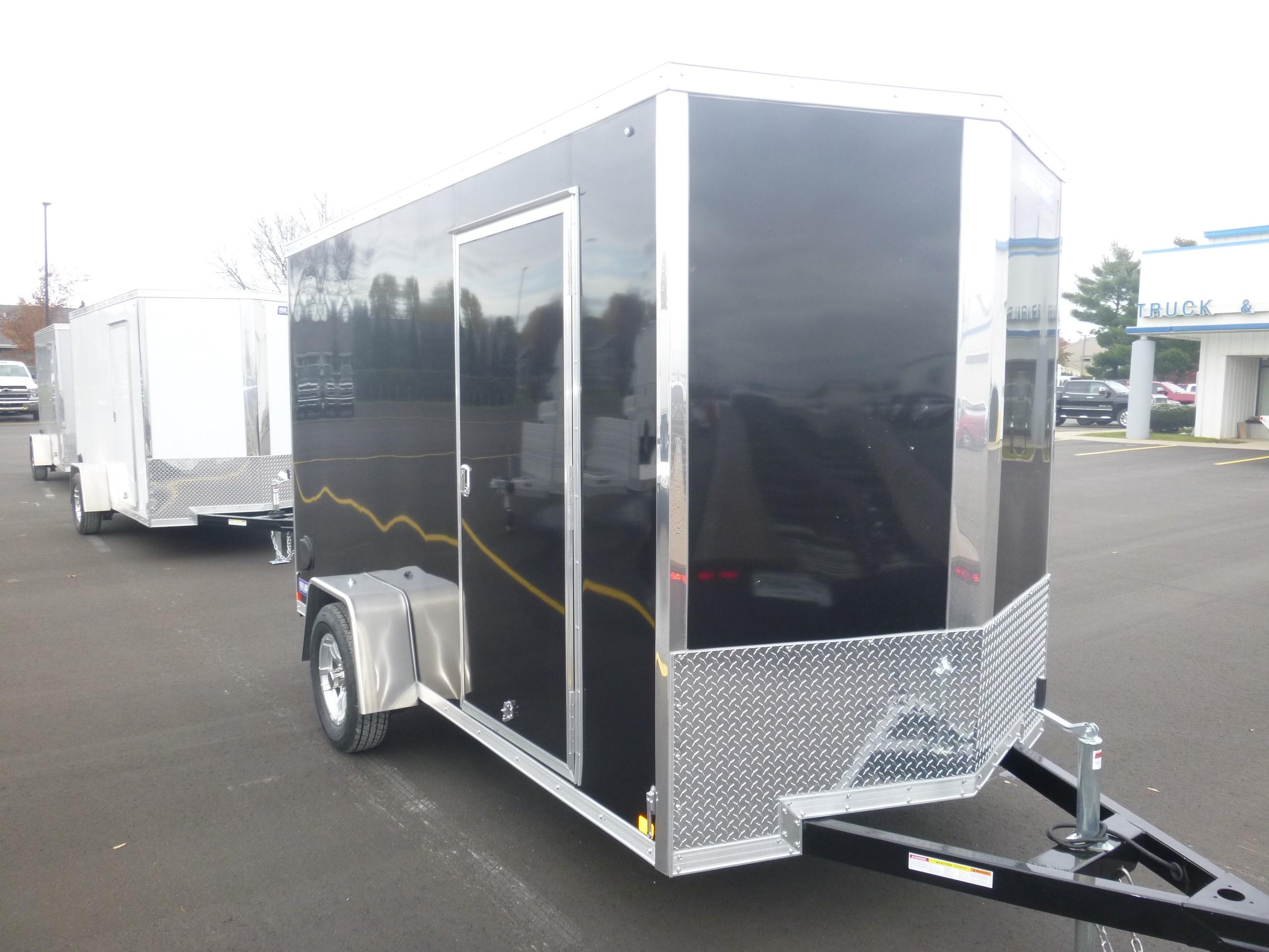 New, 2021, Sure-Trac, 6x12 Cargo Trailer, Trailers