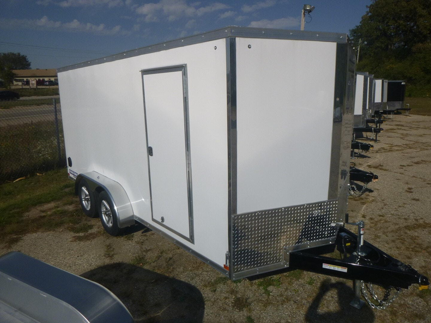 New, 2021, Sure-Trac, ST8416, Cargo Trailers