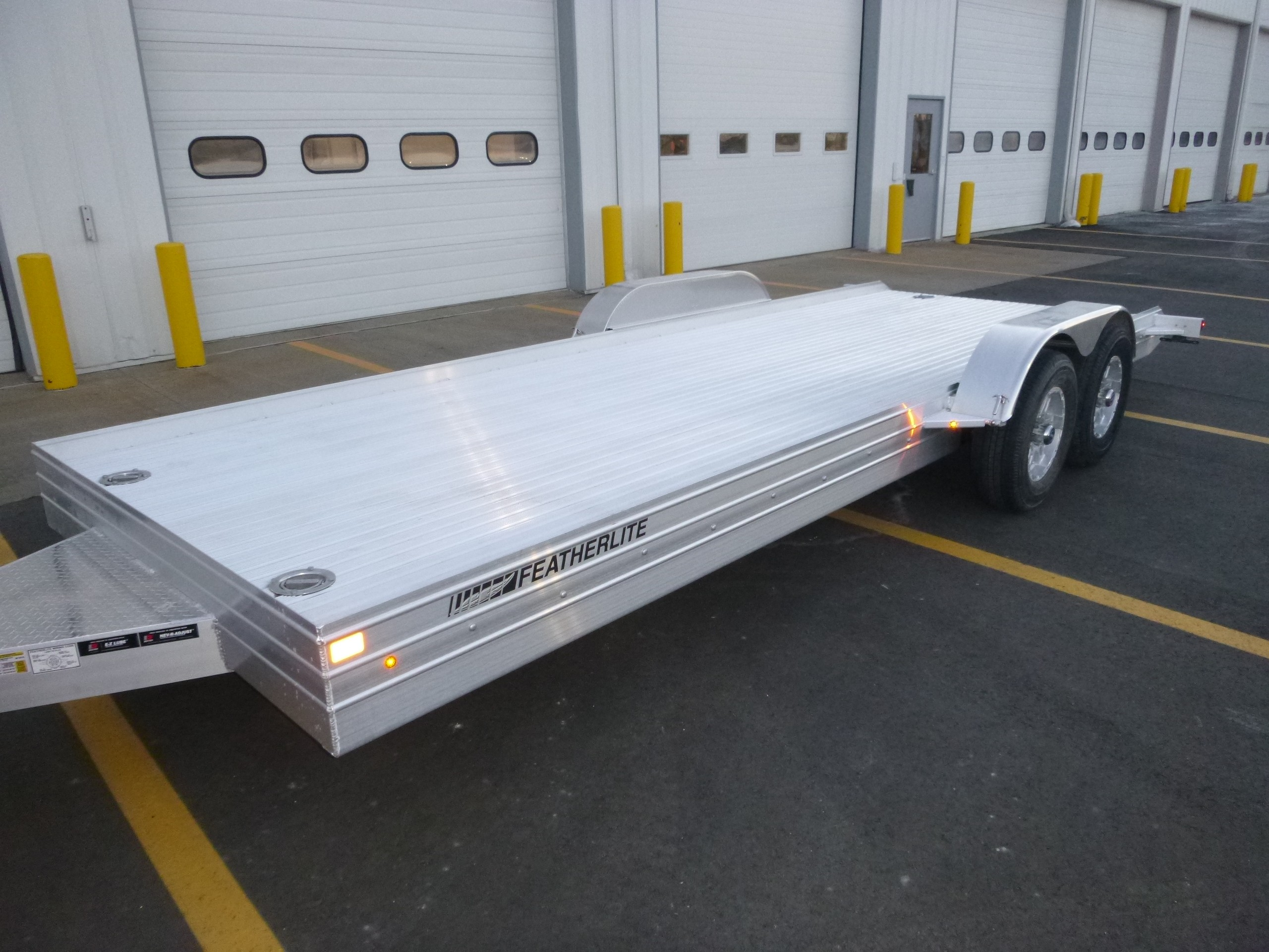 New, 2021, Featherlite Trailers, 3110, Car Carrier Trailers