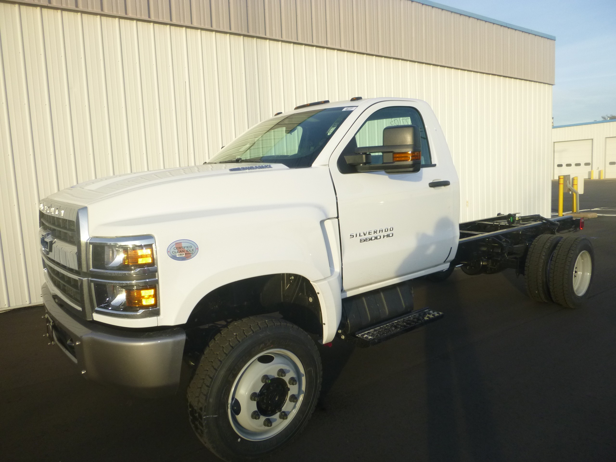 New, 2020, Chevrolet, 5500 4 X 4 Chassis, Cab / Chassis Trucks