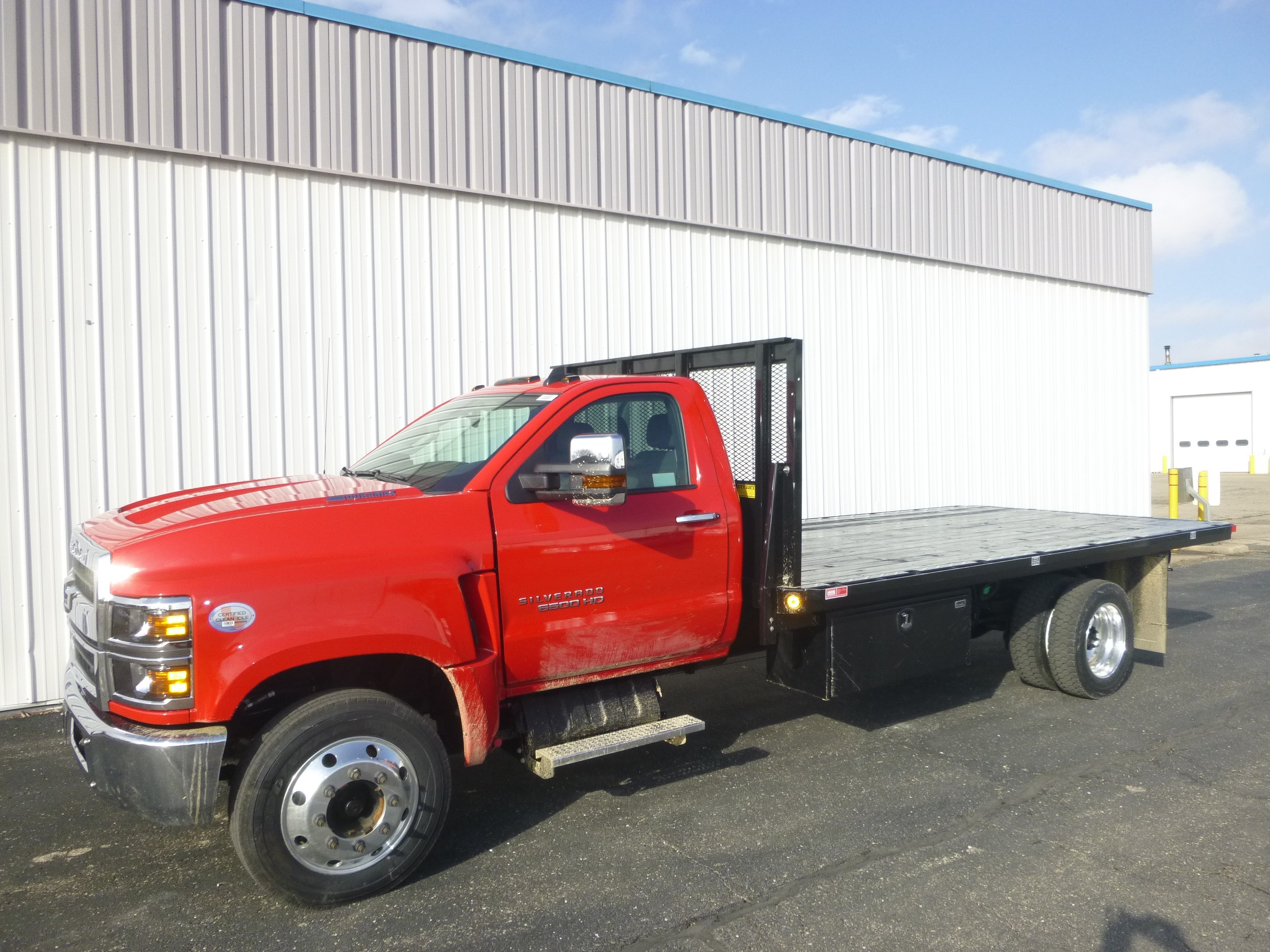 New, 2019, Chevrolet, 6500 2WD Chassis, Cab / Chassis Trucks