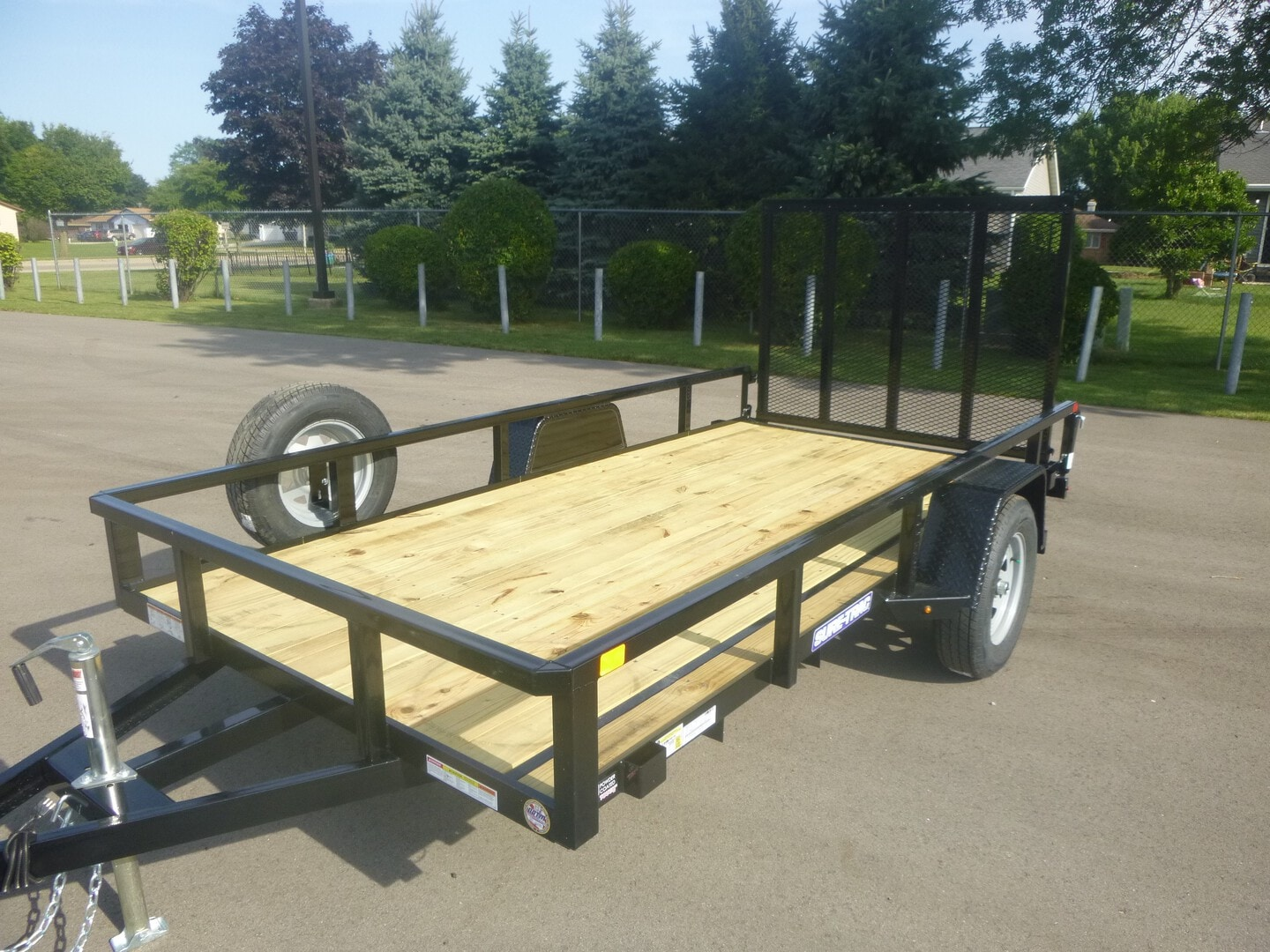 New, 2022, Sure-Trac, ST7212 Utility Trailer, Utility Trailers