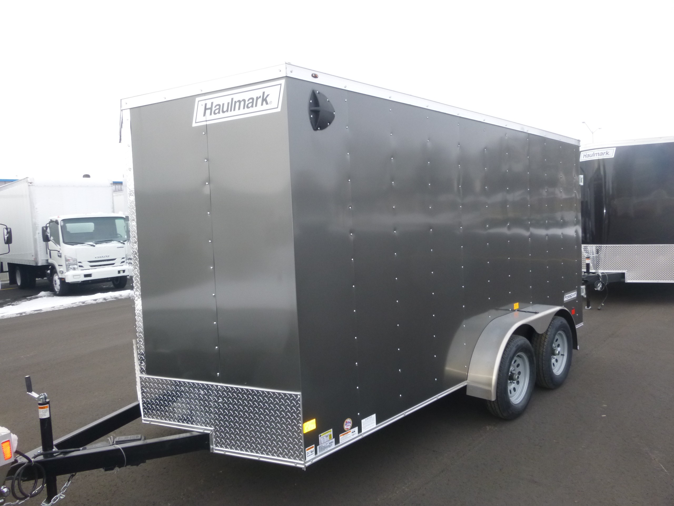 New, 2021, Haulmark, 7x14 Passport, Trailers