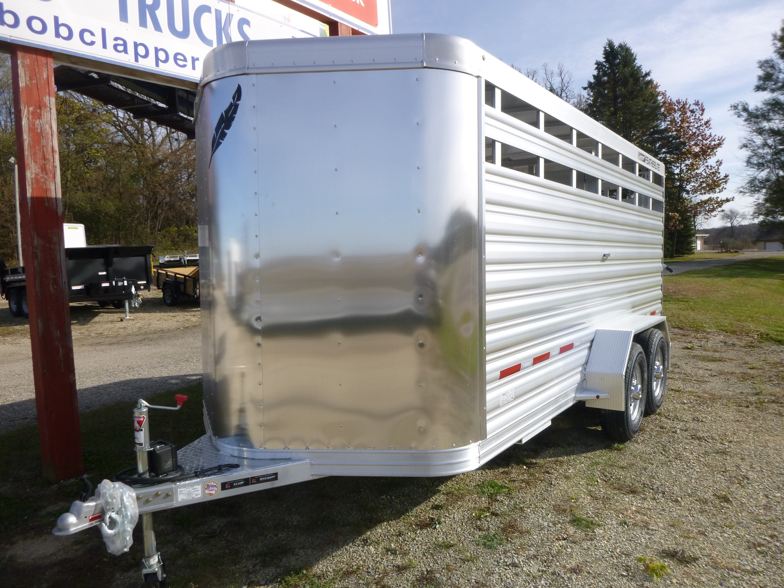 New, 2021, Featherlite Trailers, 8107, Trailers
