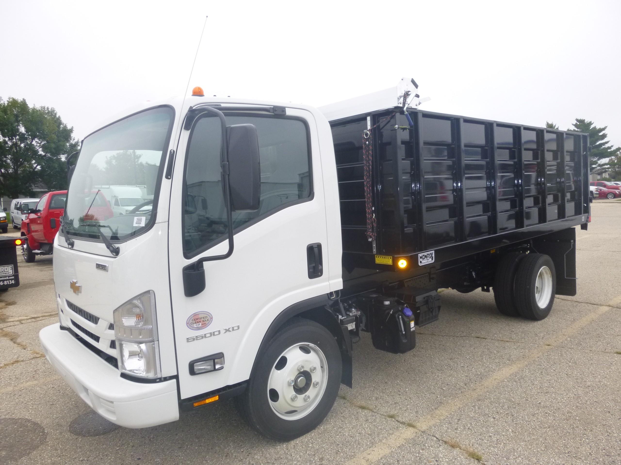 New, 2020, Chevrolet, 5500XD, Dump Trucks