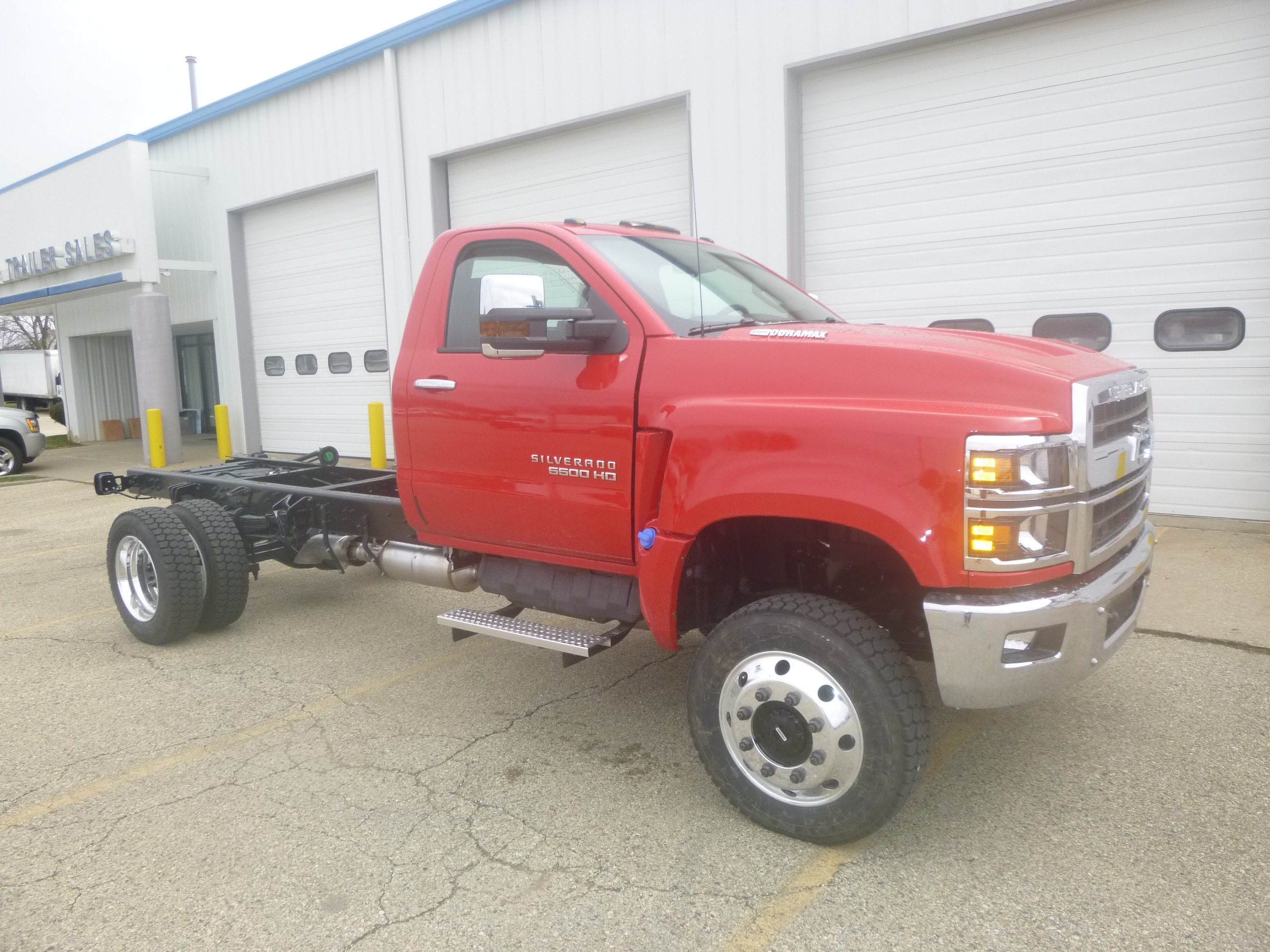 New, 2020, Chevrolet, 5500 4X4, Cab / Chassis Trucks
